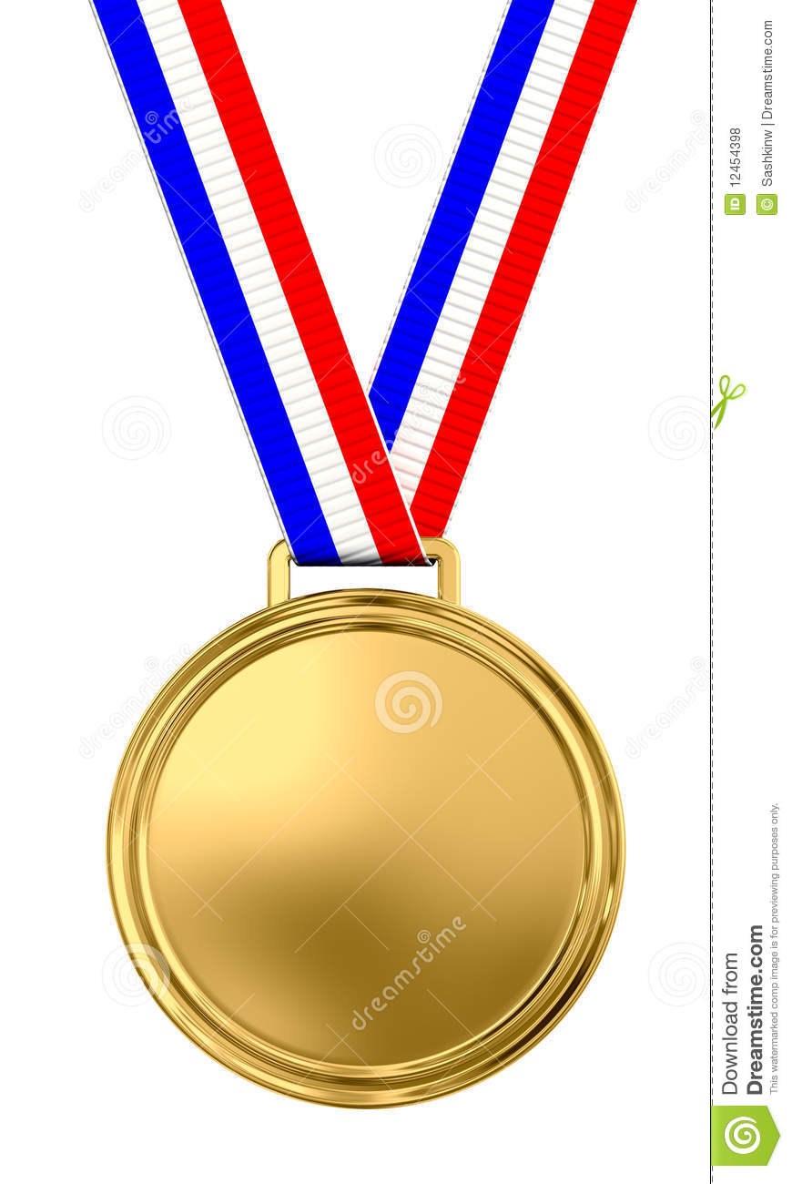blank gold medal royalty free stock photos image 12454398 first place ribbon clip art large first place ribbon clip art free images