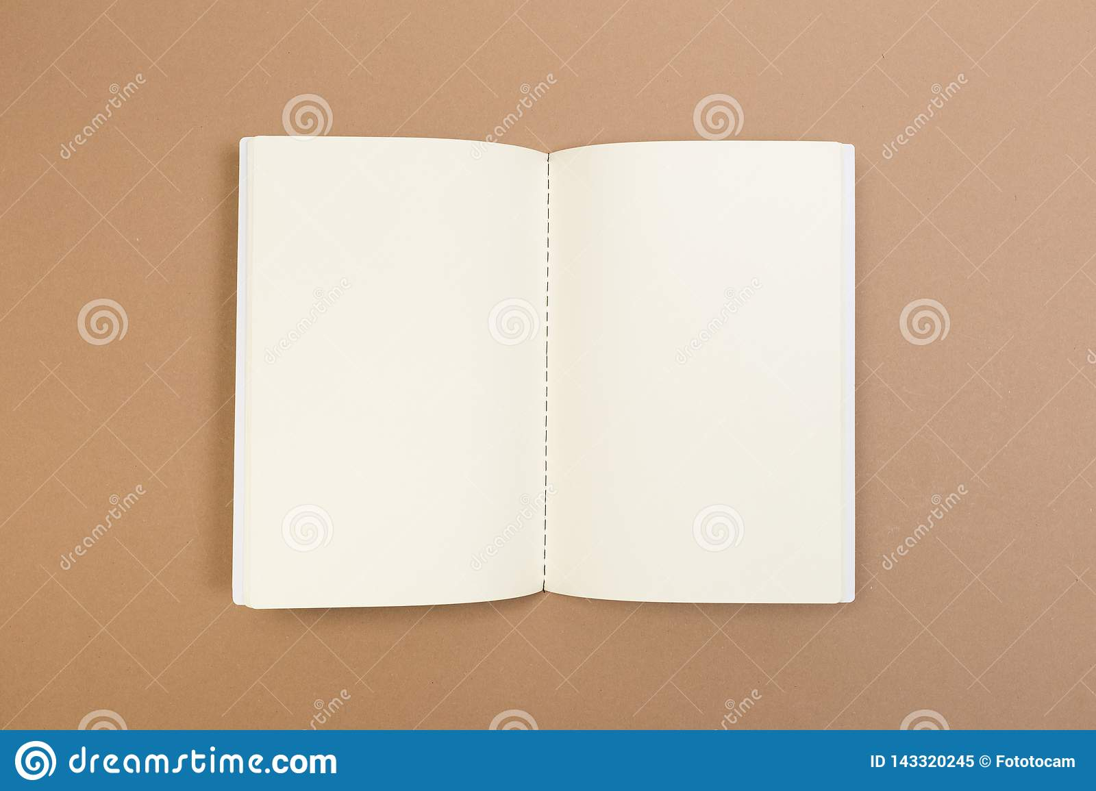 Blank Hard Cover Of Magazine, Book, Booklet, Brochure . Mock Up Template Ready For Your Design