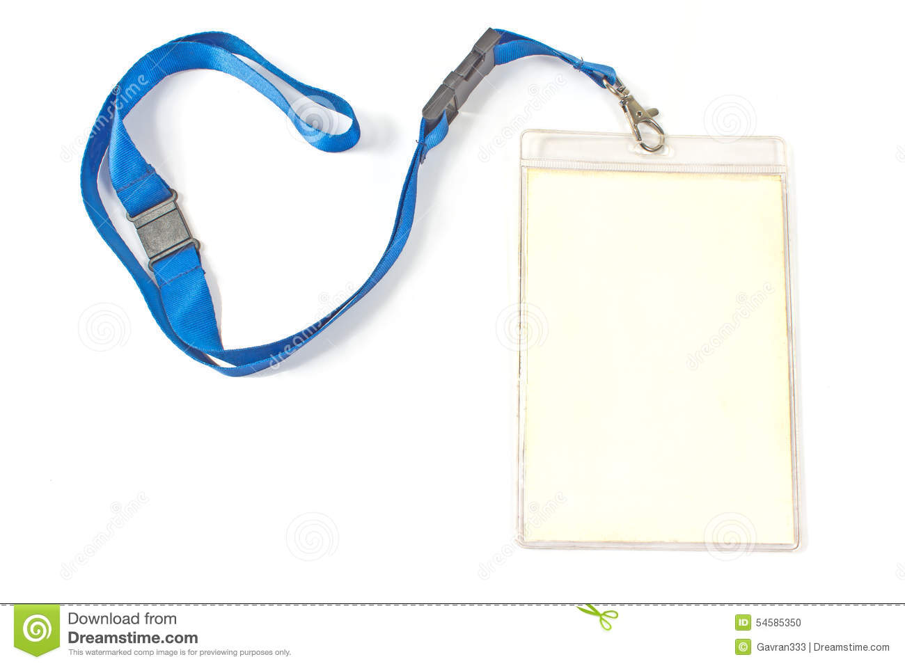 blank id card tag stock photo image of badge corporate 54585350