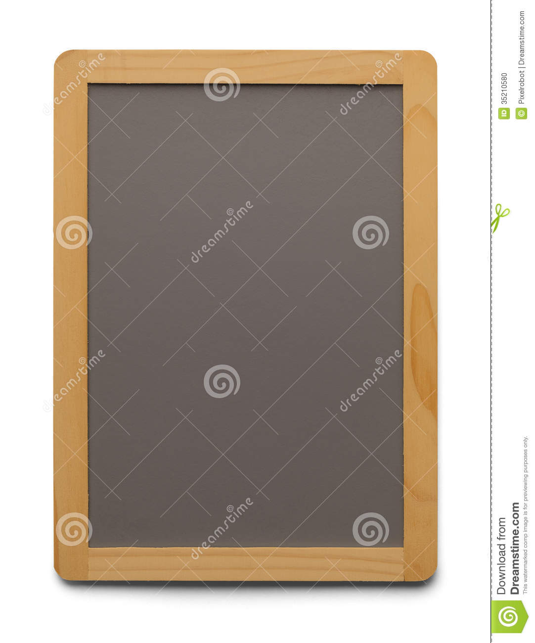 Blank Menu Board stock photo. Image of grey, five, black ...