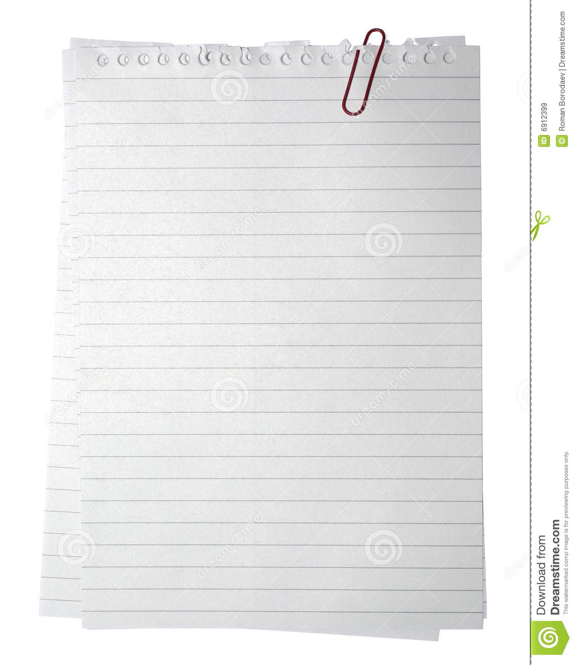 Notebook Lined Paper Red Clip Note Pad Notepad Writing Letter – Write on Lined Paper Online