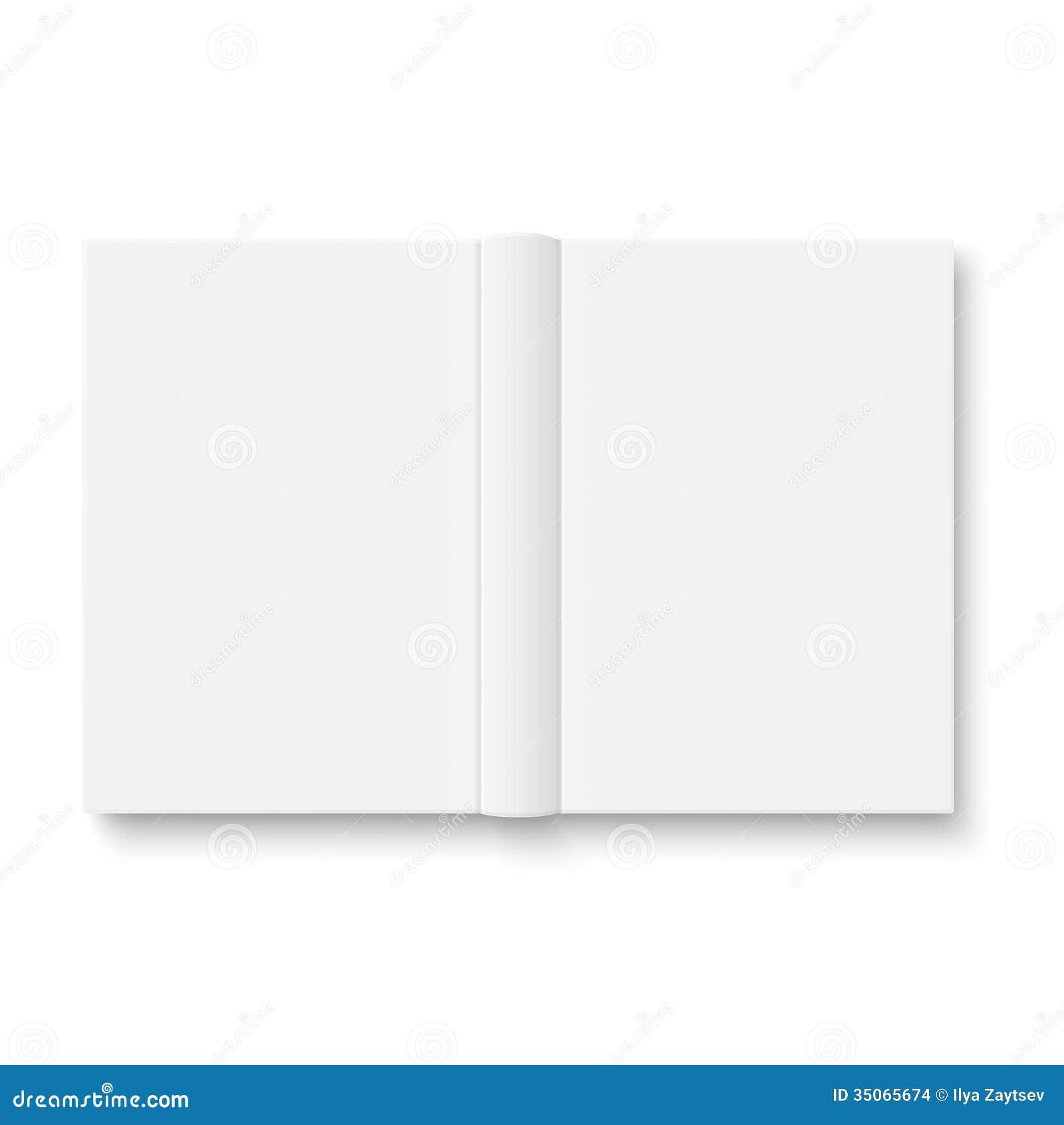 blank book cover template | trattorialeondoro