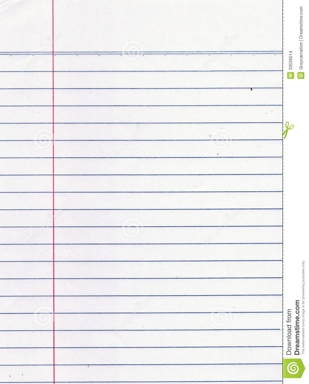Awesome Blank Paper Sheet Intended For Blank Sheet Of Paper With Lines