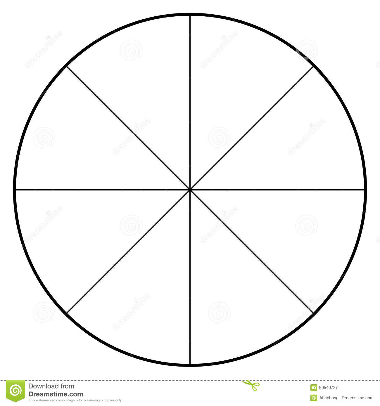 Pie Charts normally illustrate proportion