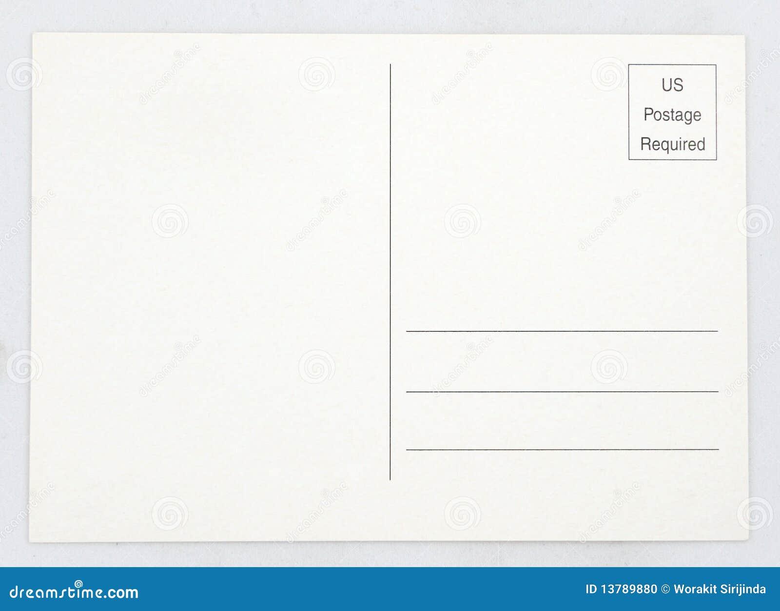 blank postcard stock photo image of elemental copy 13789880