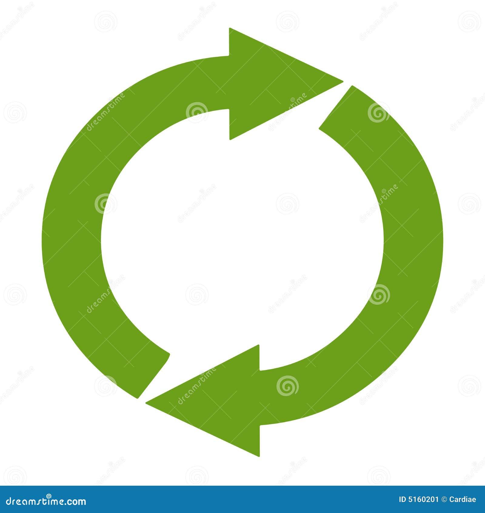 Blank recycling symbol sign environment stock illustration blank recycling symbol sign environment biocorpaavc Choice Image