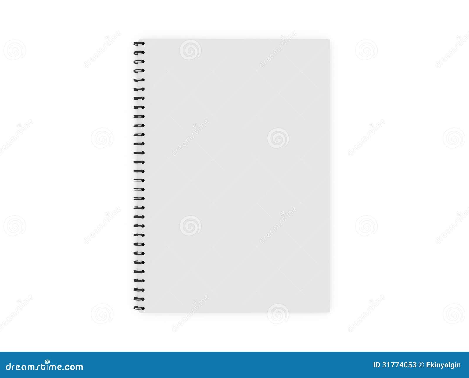 blank ring binder stock photos