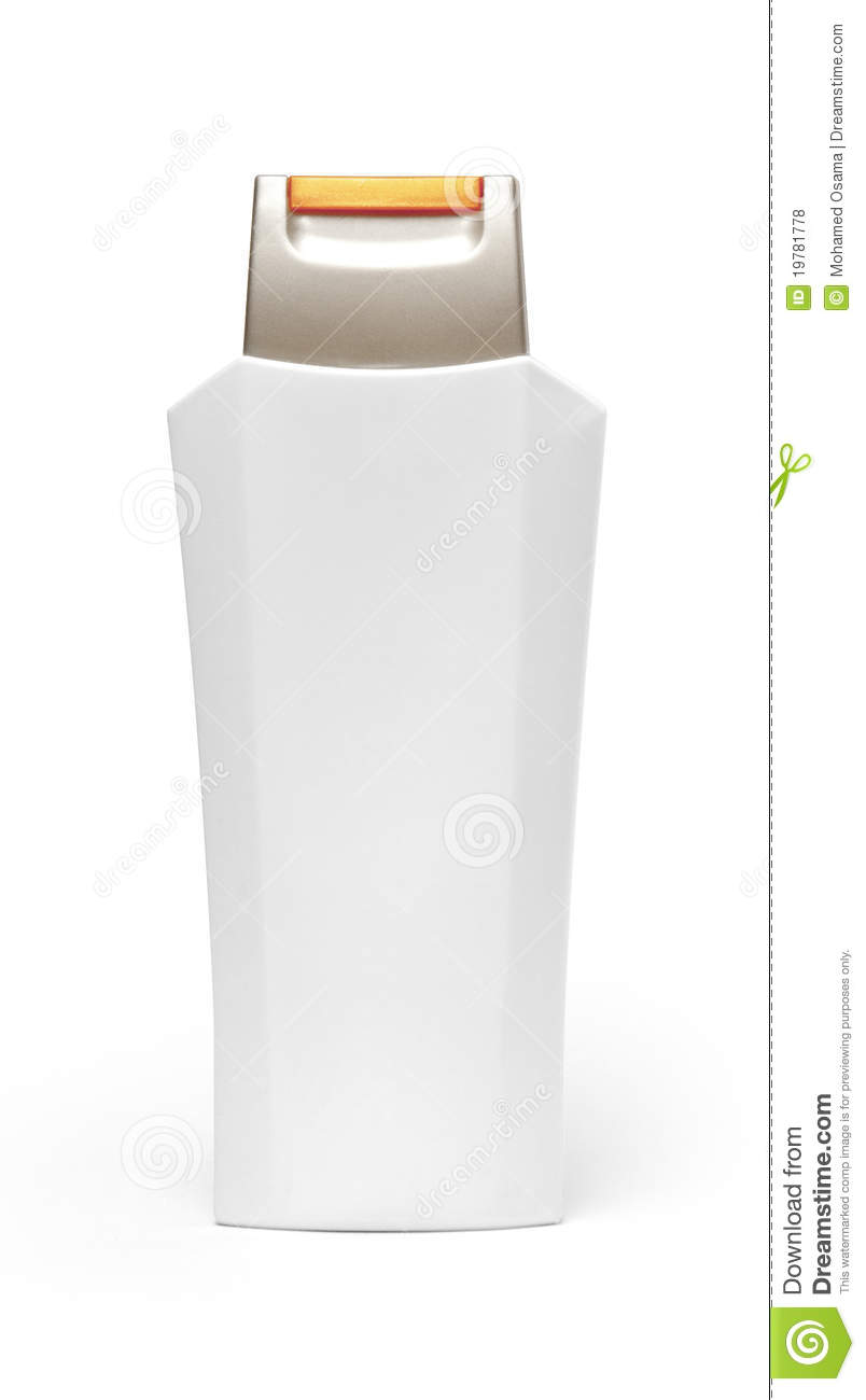 Blank Shampoo Bottle Royalty Free Stock Photos Image
