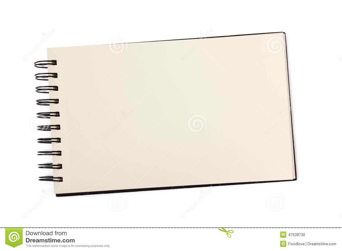 spiral-notebook-paper-template