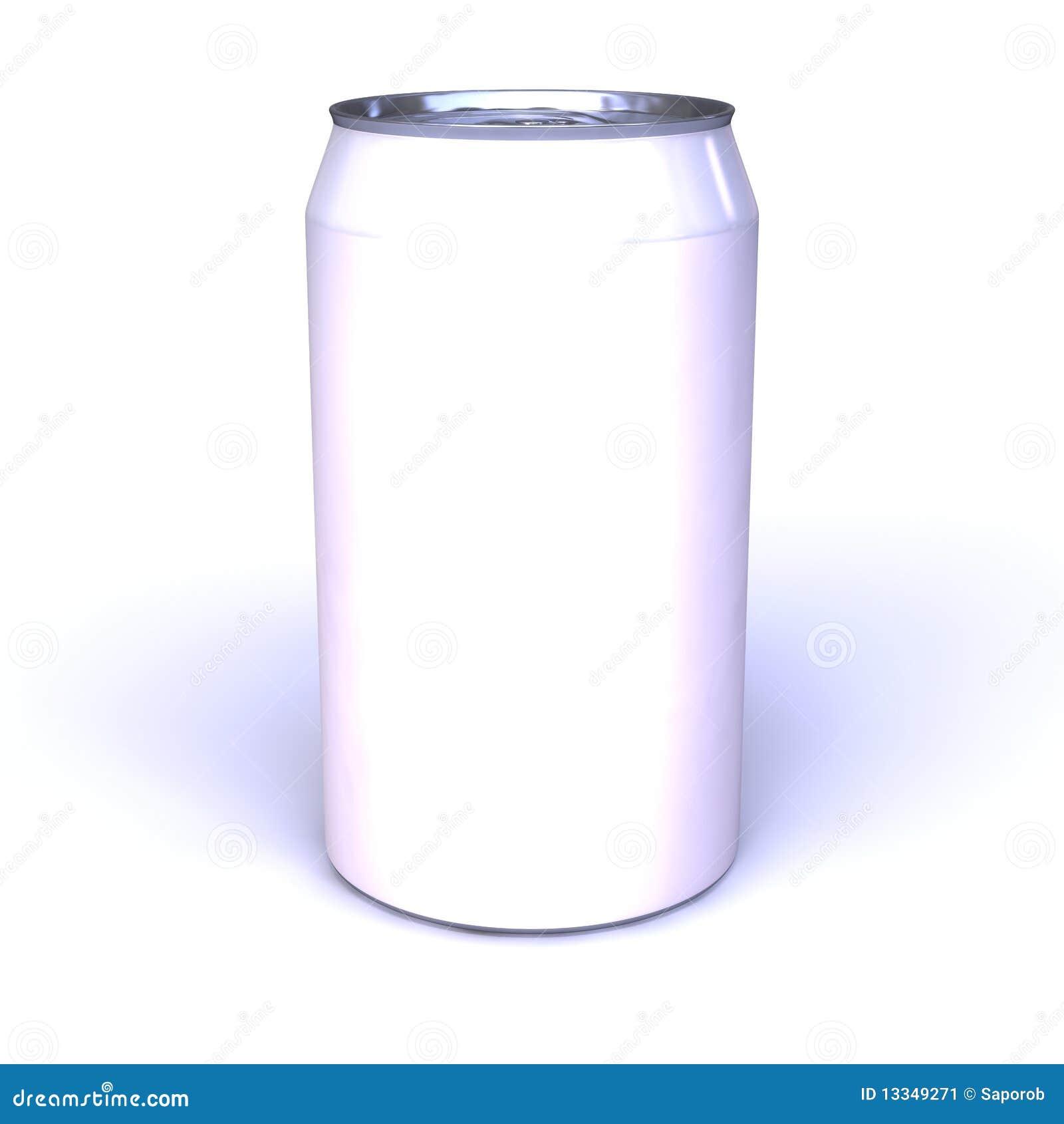 blank blue soda can - photo #26