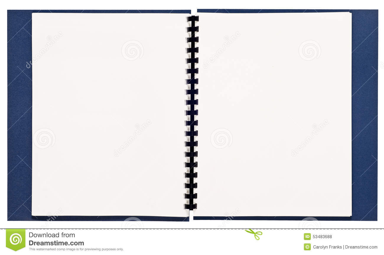 presentation notebook