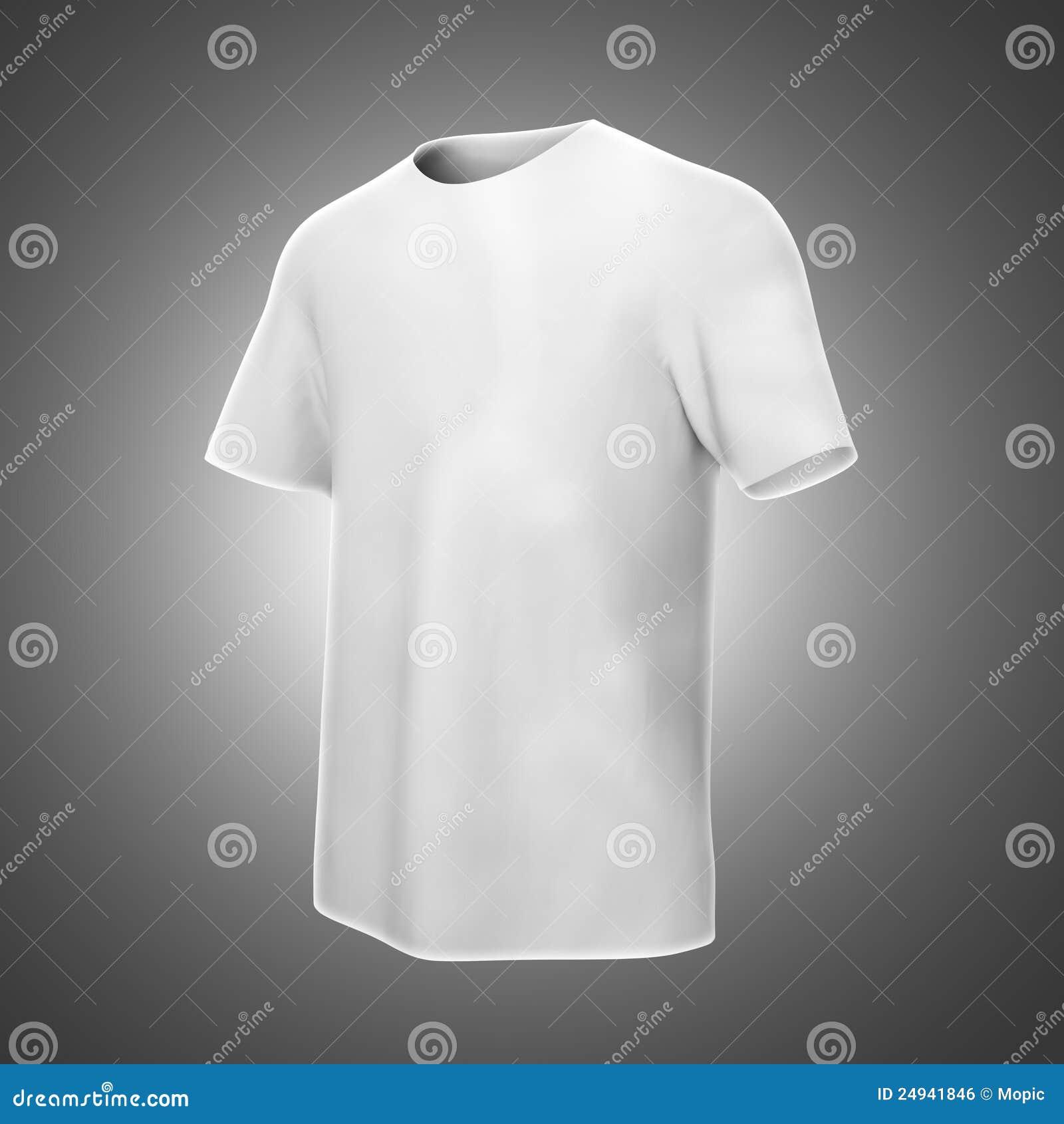 White Color Shirt Design