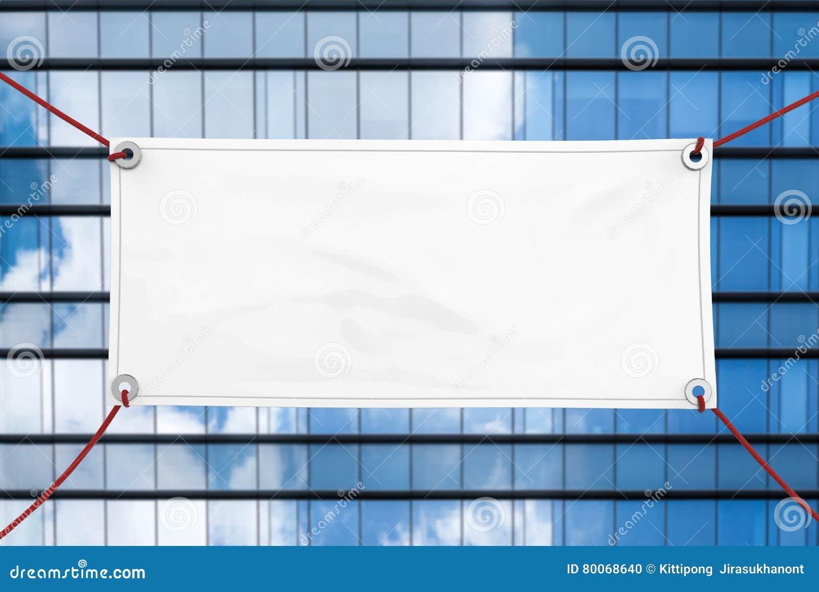 Blank Vinyl Banner Stock Illustration Image - Blank vinyl banners