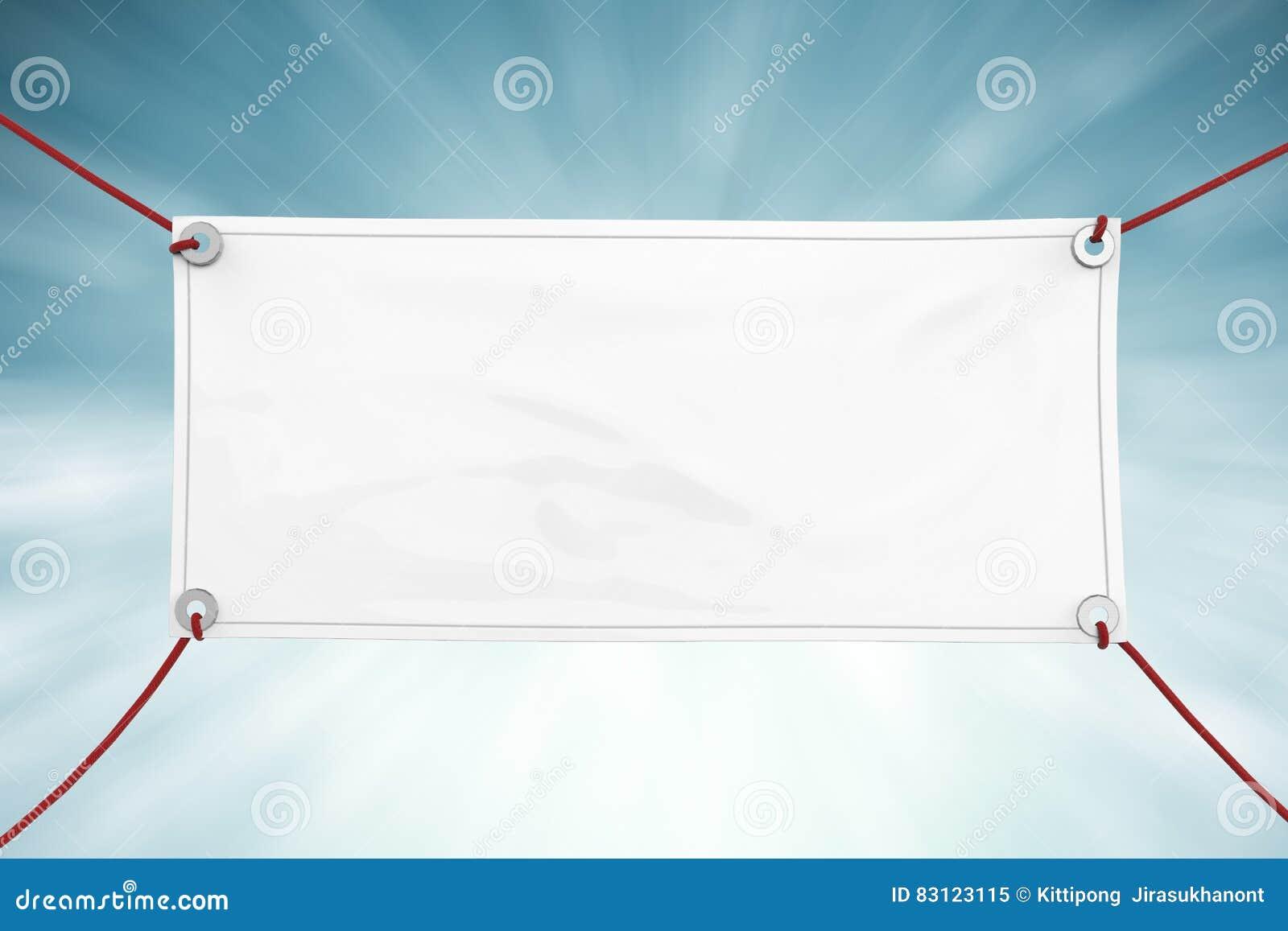 Blank Vinyl Banner Stock Photo Image - Blank vinyl banners