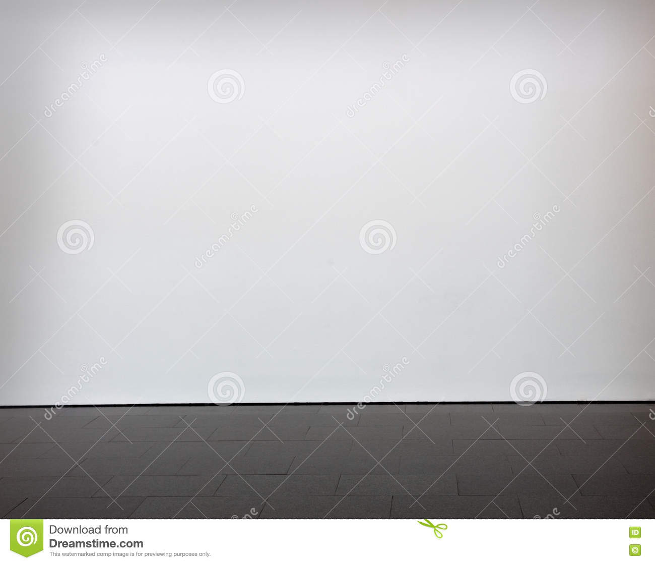 Blank wall stock images image 16788544 for What to do with a blank wall