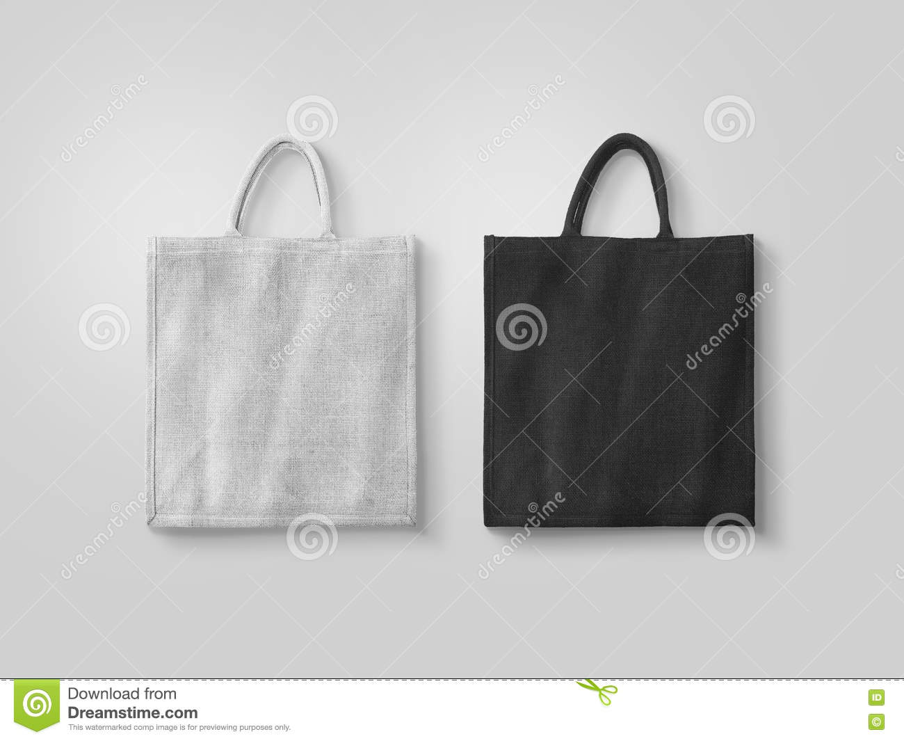 Blank white and black cotton eco bag design mockup stock image blank white and black cotton eco bag design mockup maxwellsz