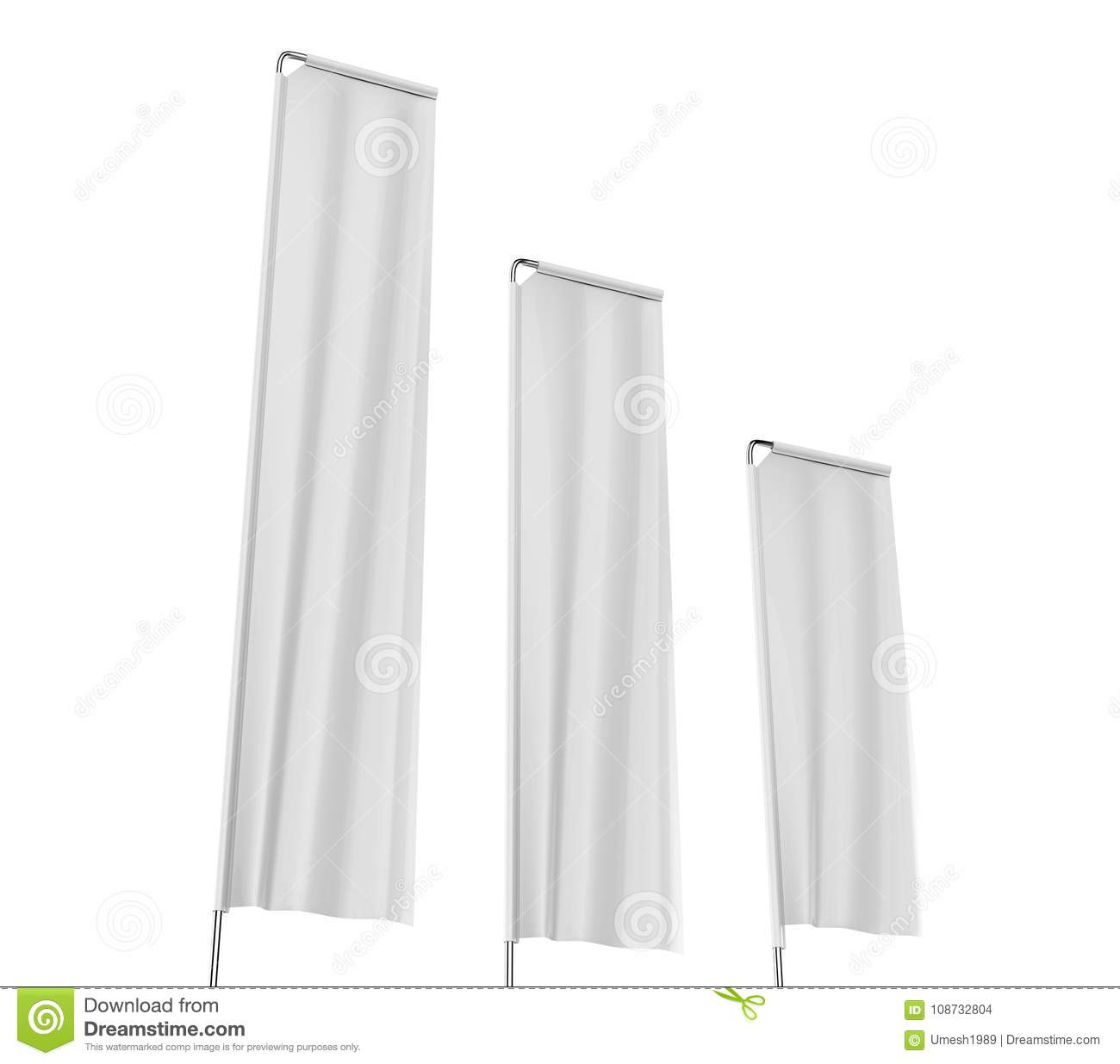 Blank white block rectangular feather flag outdoor Retail Visual Merchandising advertising beach stand promotional flag banner or