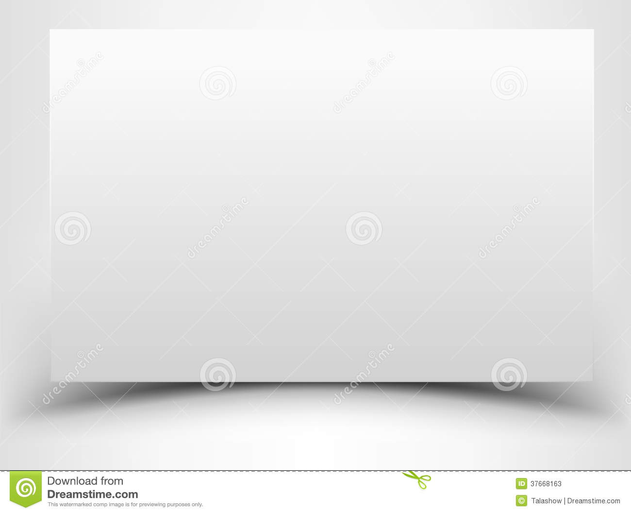 blank white sheet of paper with shadow stock photos