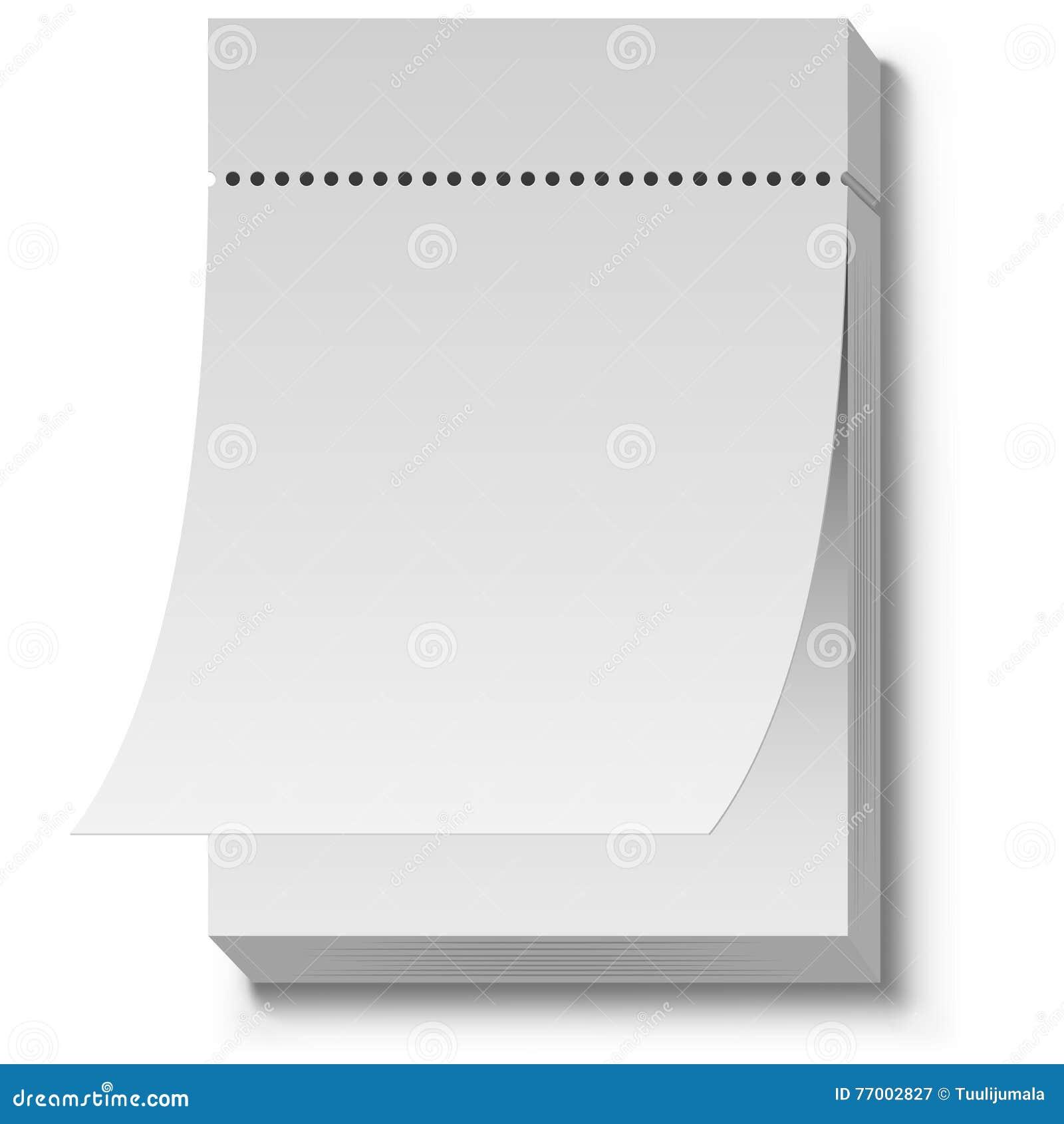 daily desktop calendar template for excel