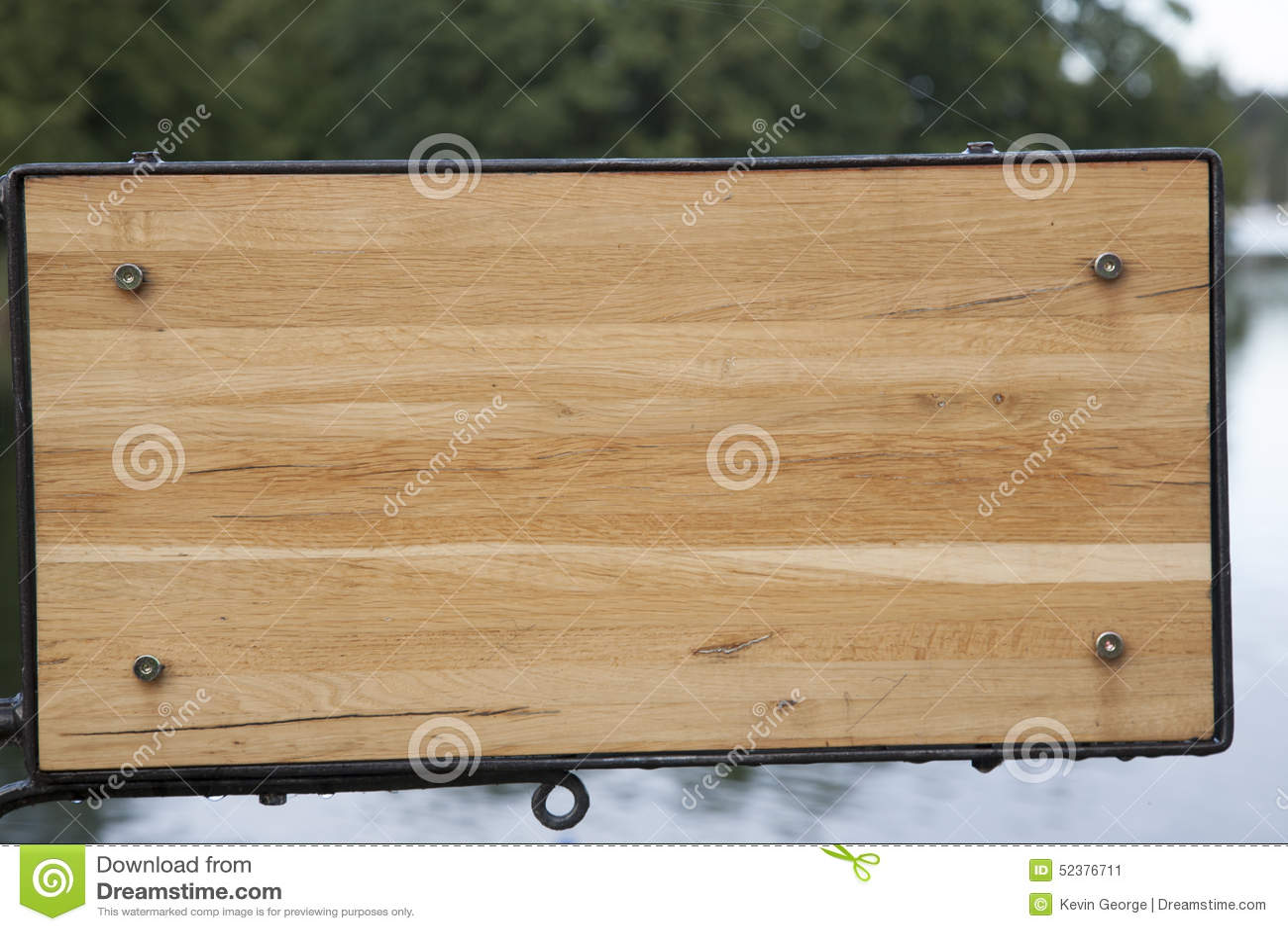 blank wooden sign board royaltyfree stock photo