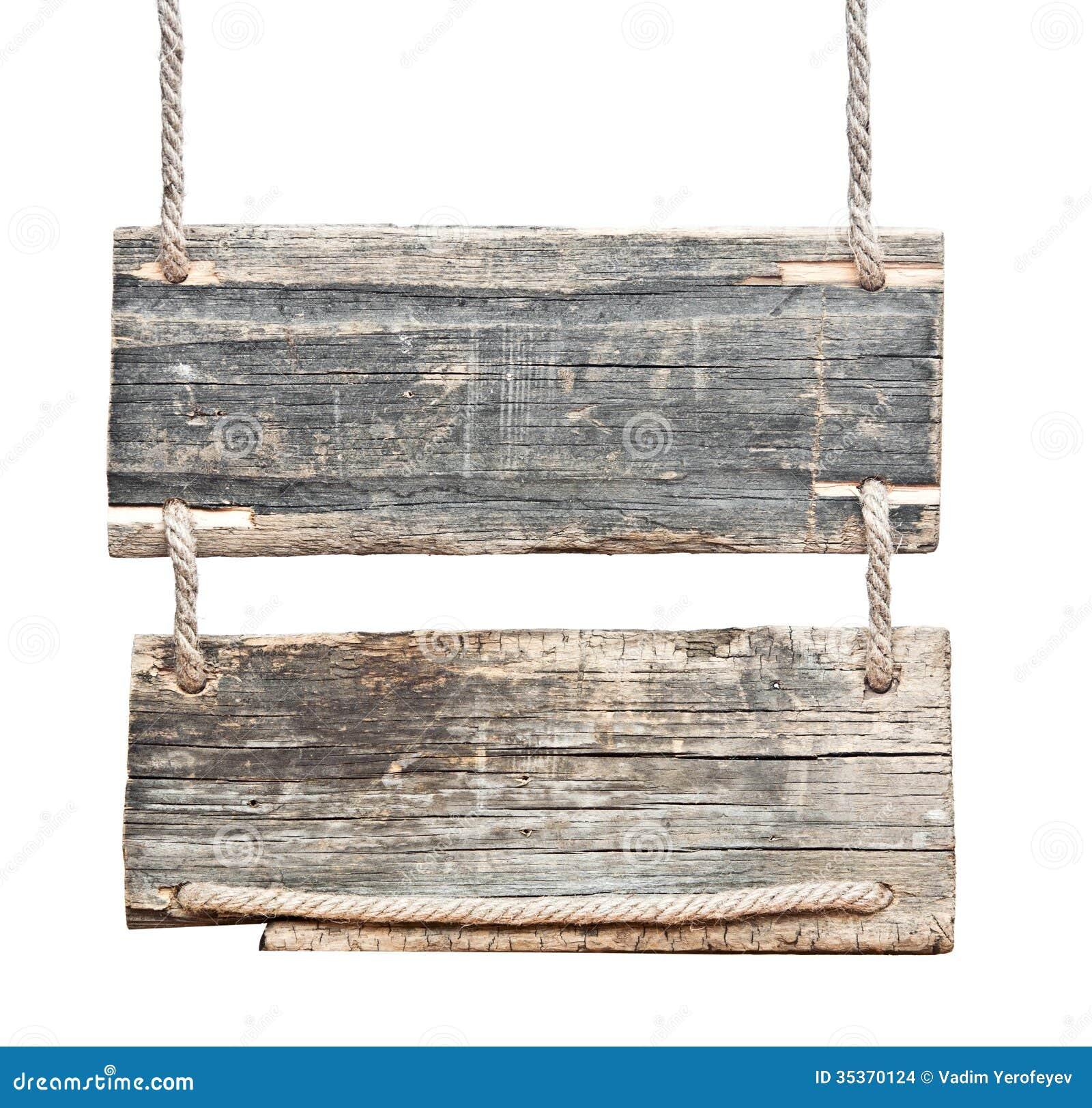 blank wooden sign stock images image 35370124. Black Bedroom Furniture Sets. Home Design Ideas