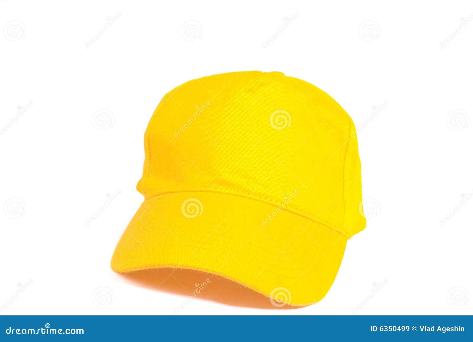Blank Yellow Baseball Cap stock image. Image of headware - 6350499 29e8096c271