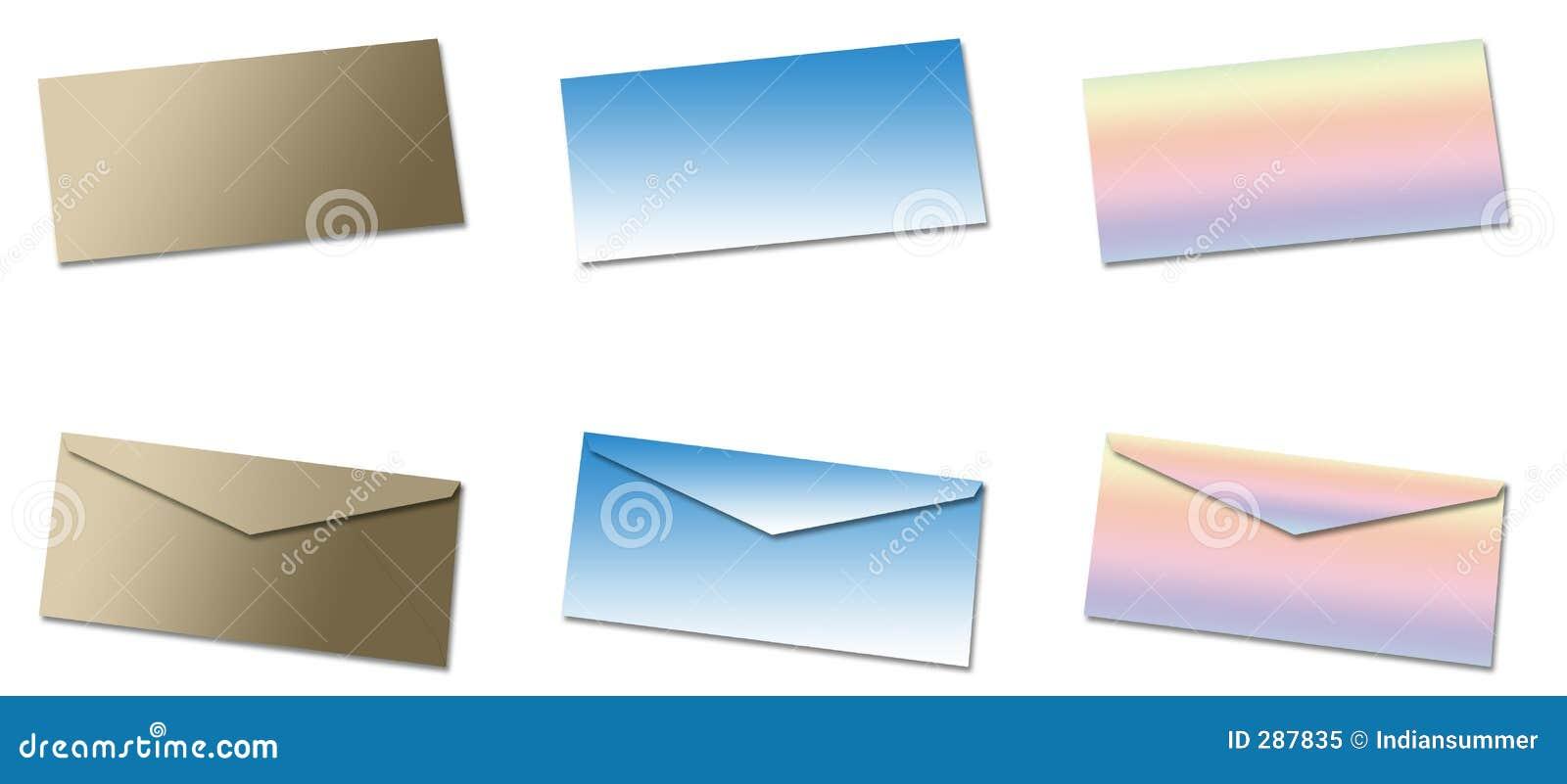 Blanka kuvert
