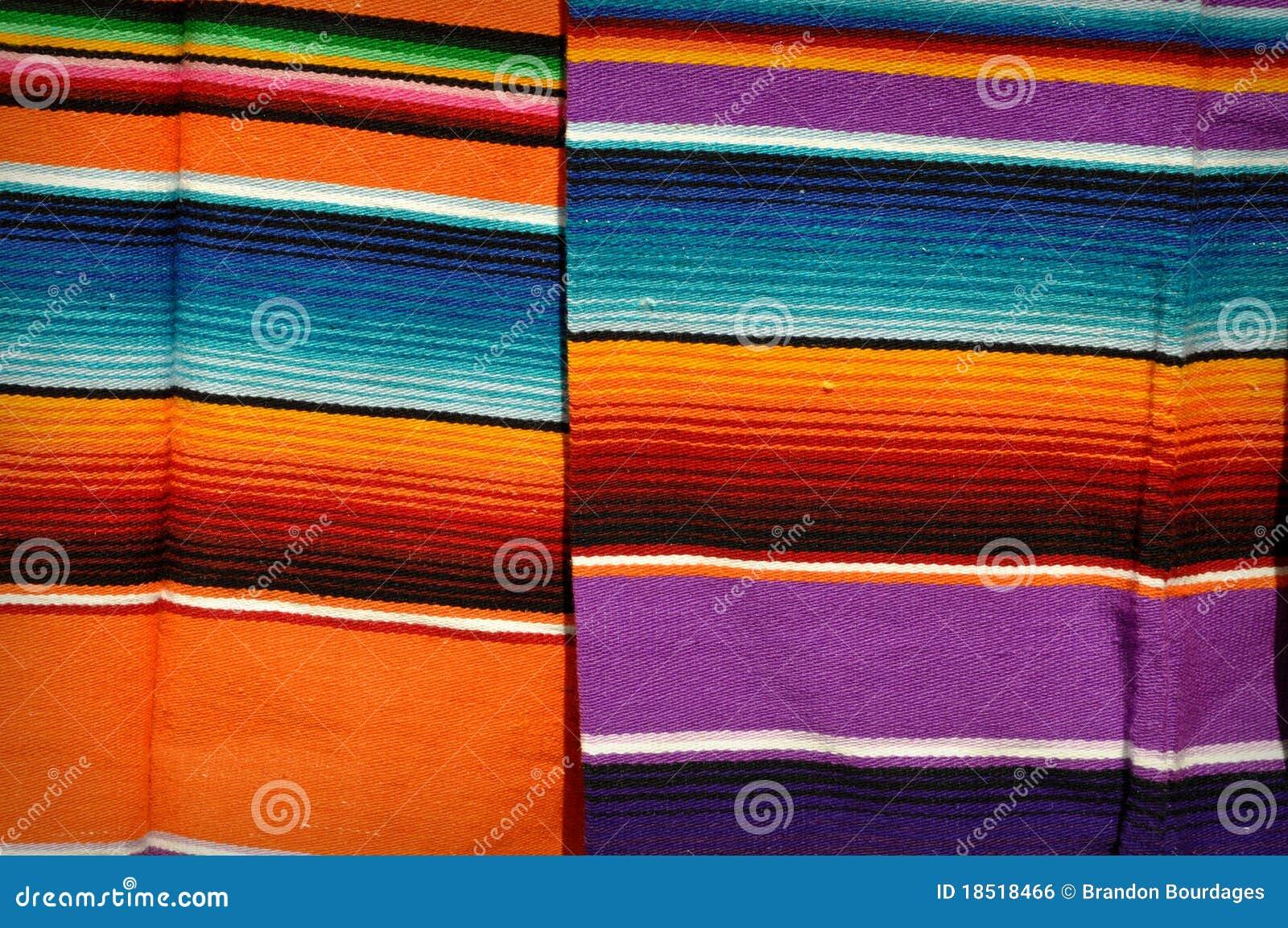 Blankets цветастый майяский мексиканец