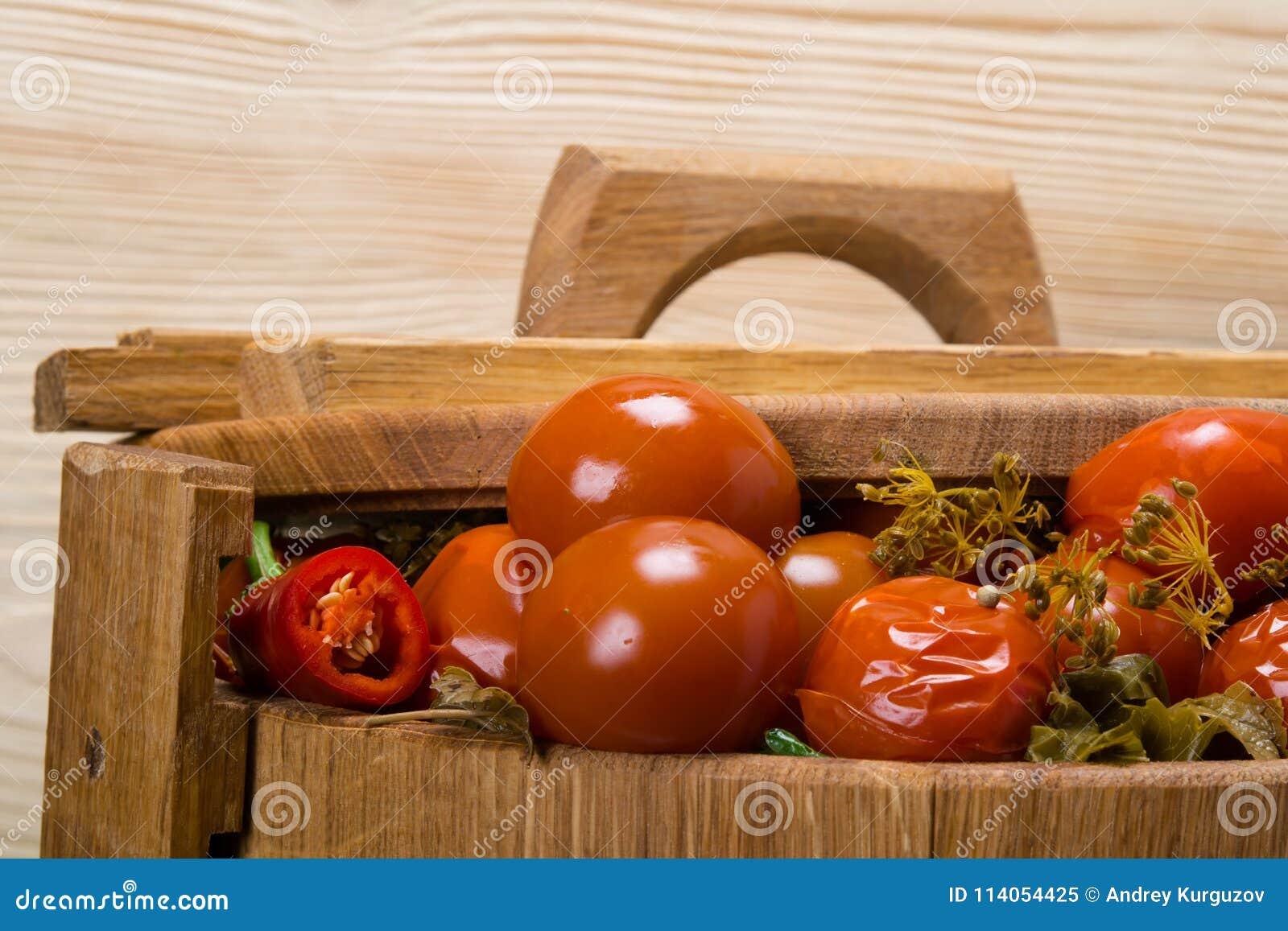 Green tomatoes. Blanks