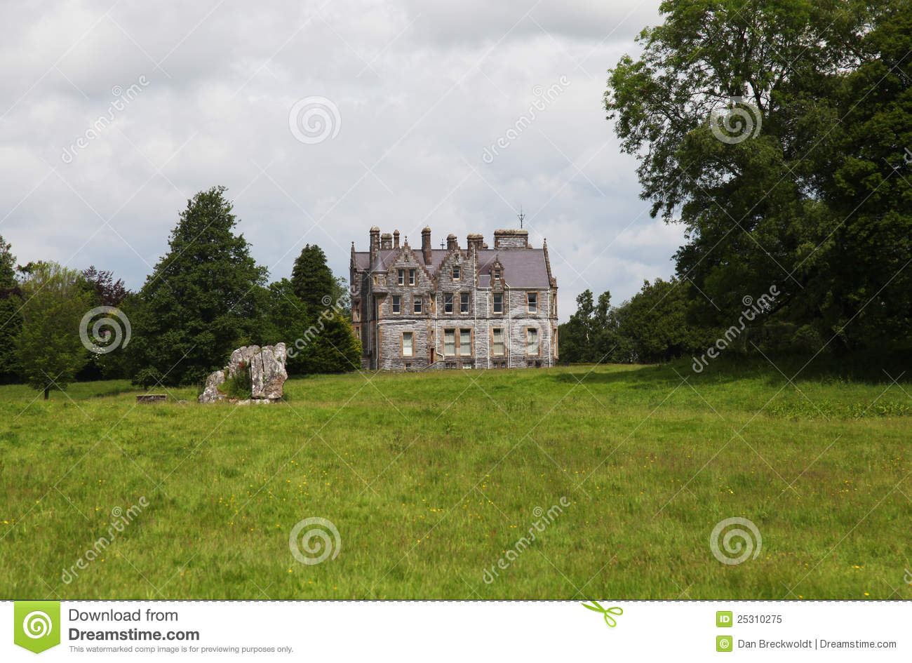Blarney house in ireland royalty free stock photo image for The blarney house plan