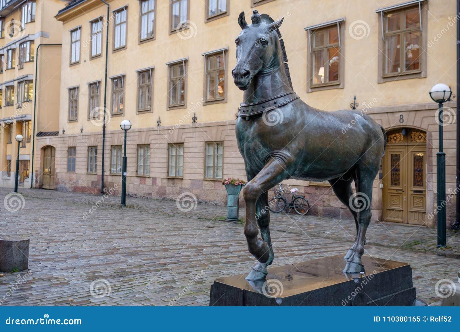 Blasieholmen square, Stockholm