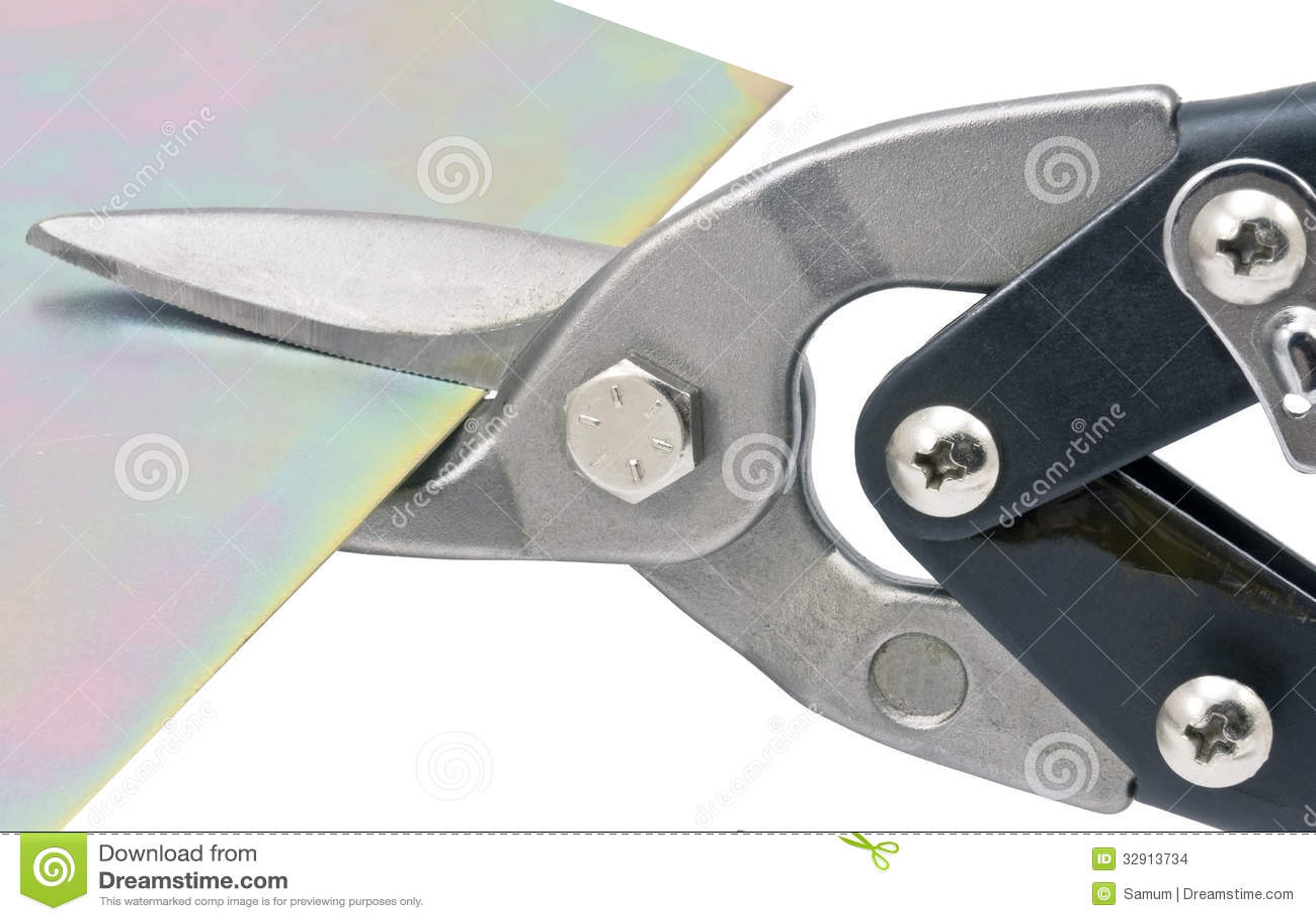 Blaszany Snip