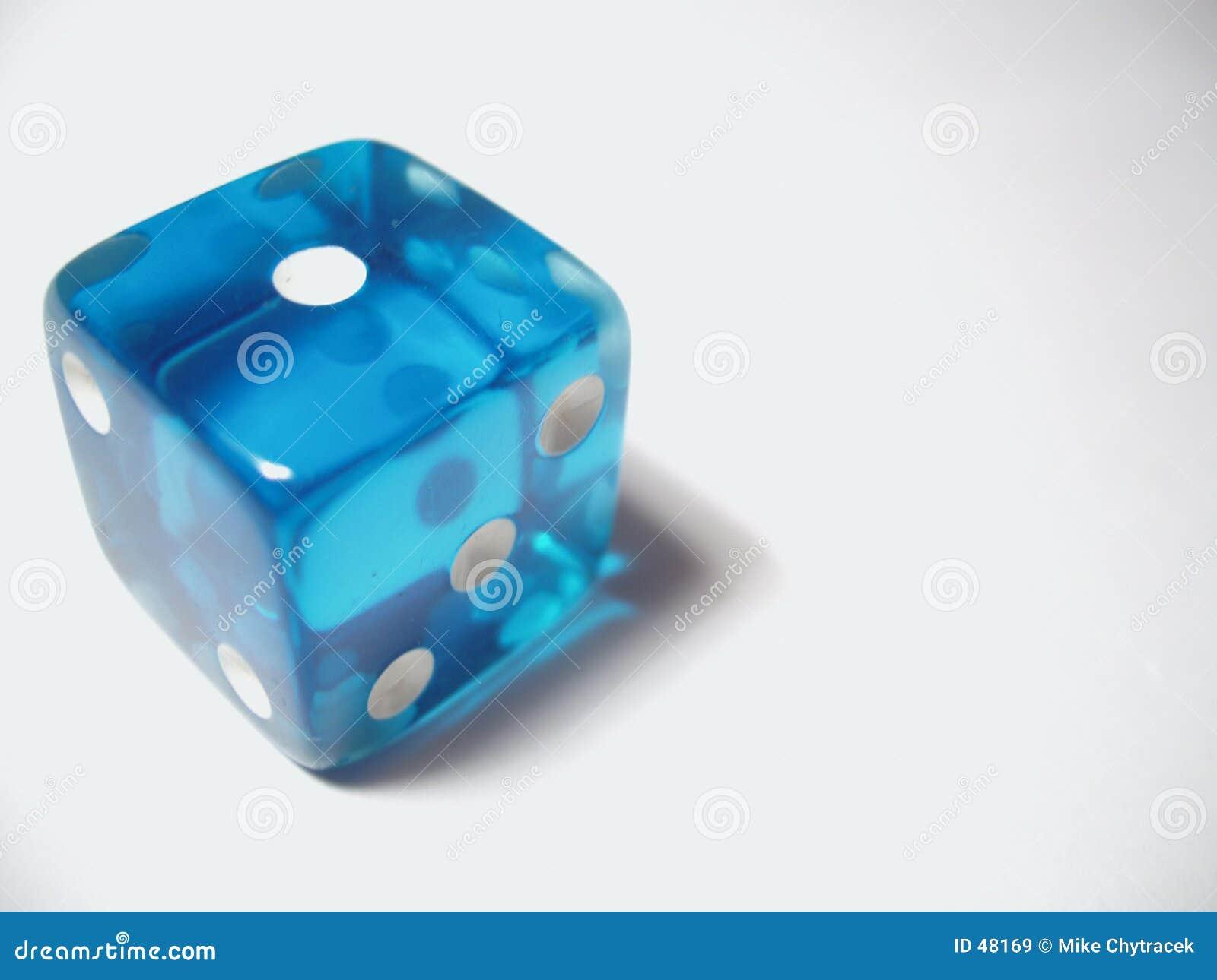 Blau sterben Sie