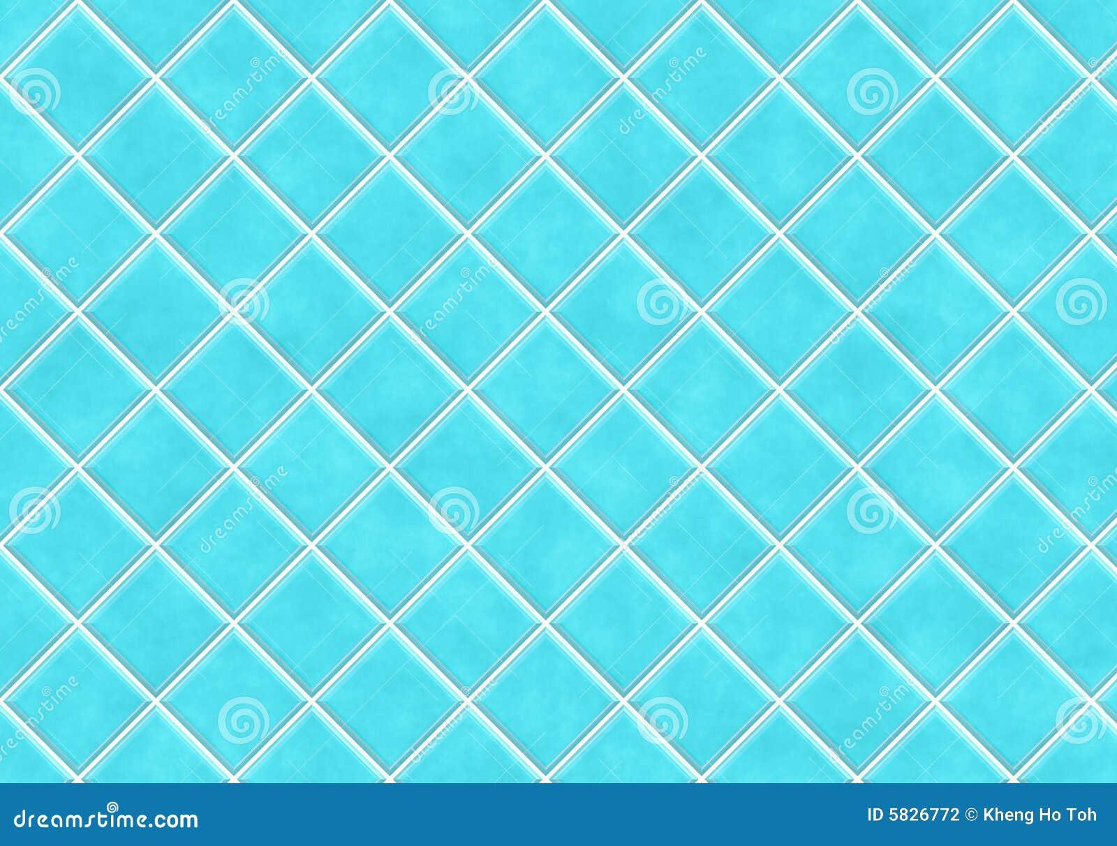 blaue badezimmer fliesen stock abbildung illustration von verbindung 5826772. Black Bedroom Furniture Sets. Home Design Ideas