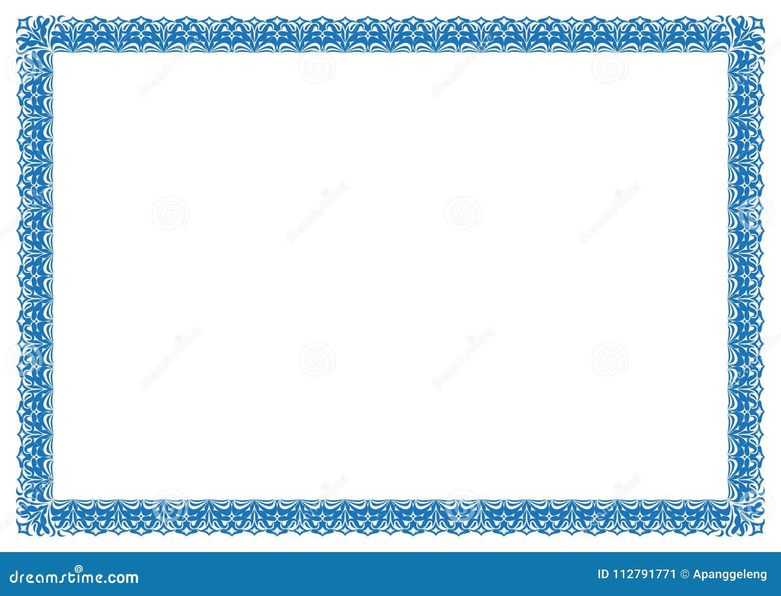 Nice Word Zertifikat Borders Festooning - FORTSETZUNG ARBEITSBLATT ...