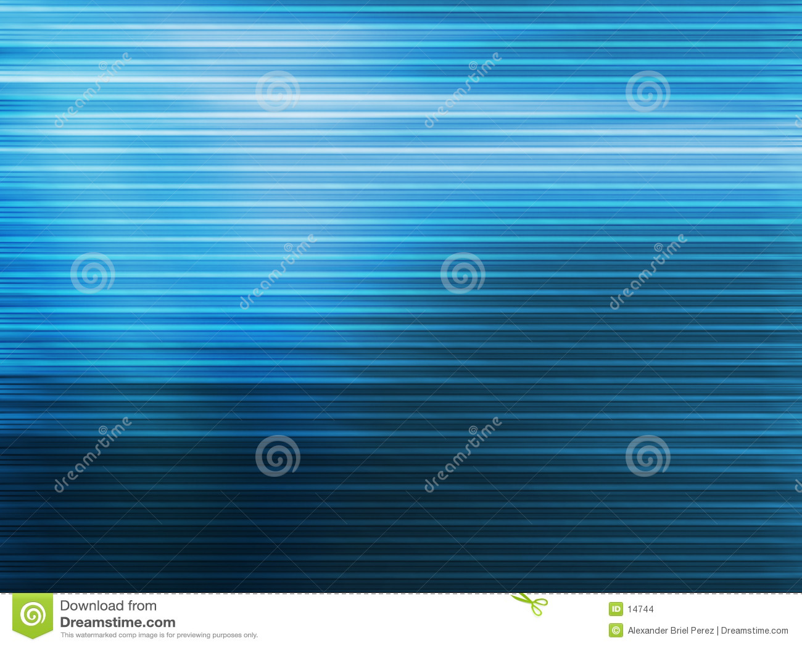 Blaue Zeilen