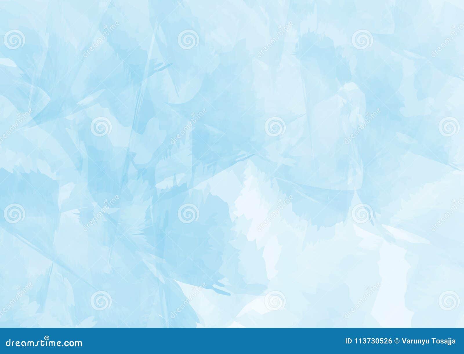 Blauer Aquarellhintergrund, Weinlese-Art mit Raum für Text, in gesetzt, Design für Tapete und Beschaffenheit,