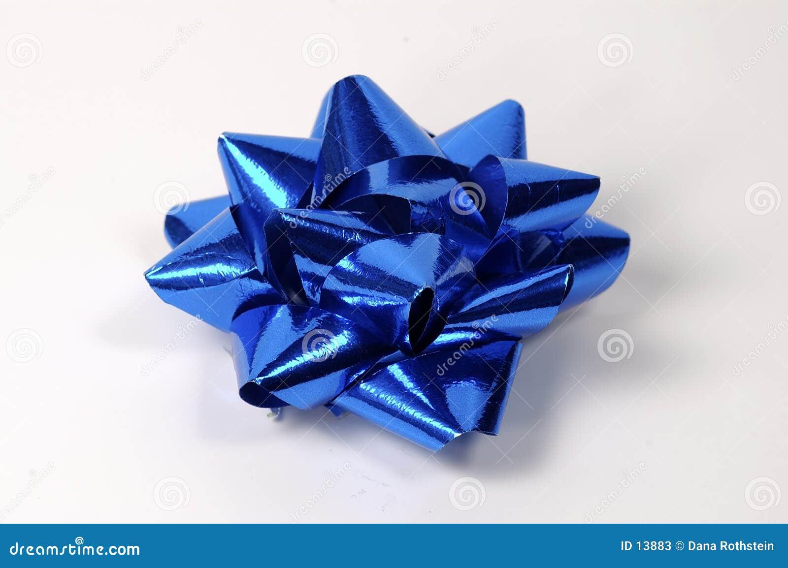 Blauer Bogen