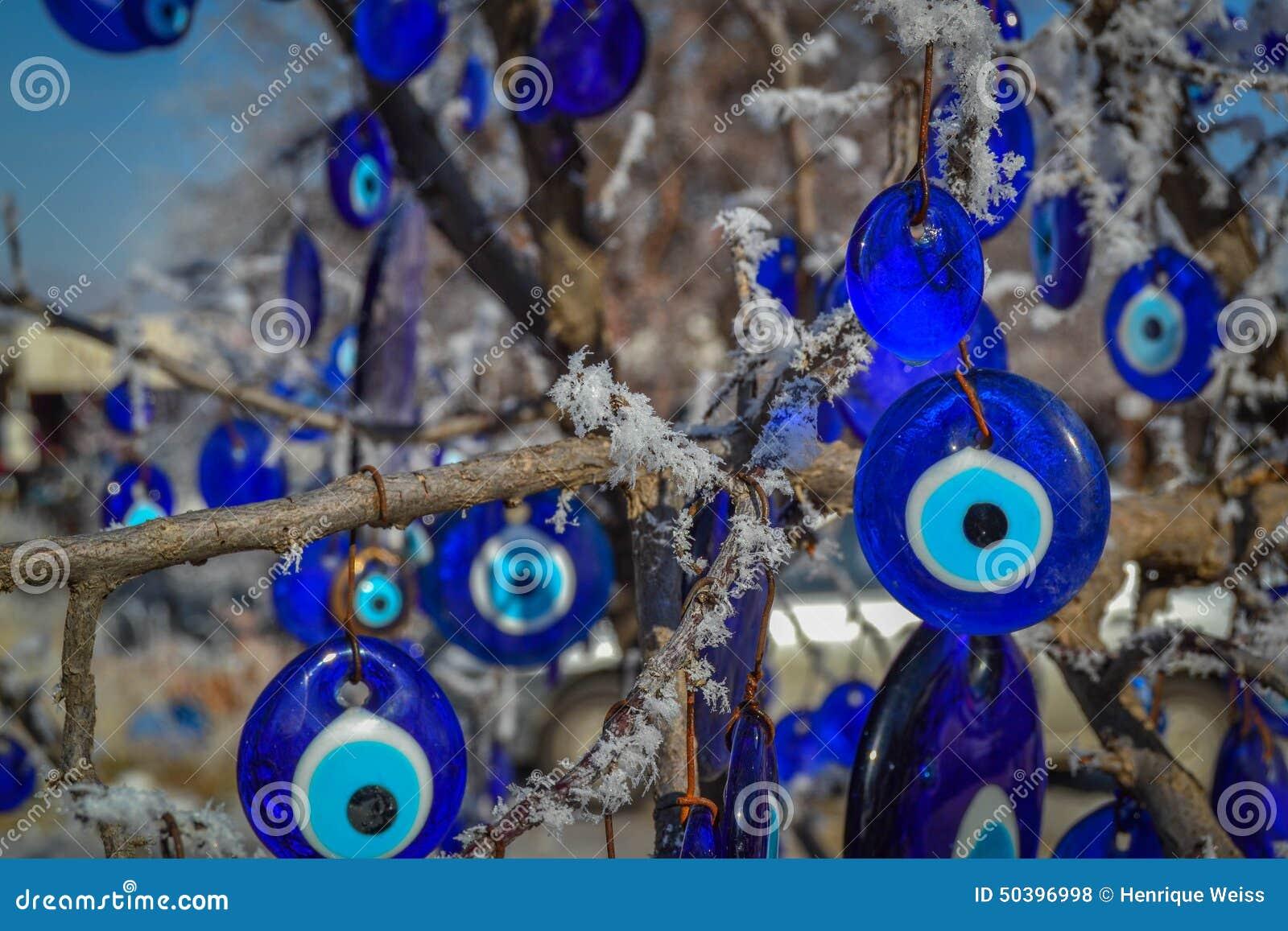 Blaue Auge Türkei