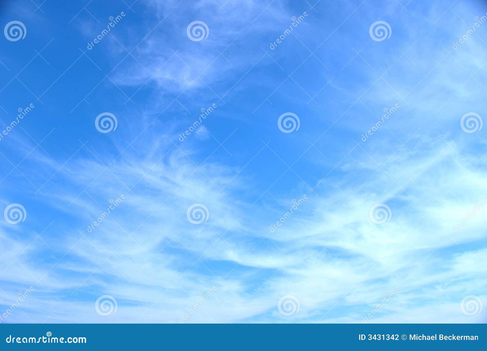 Blauer Himmel 596