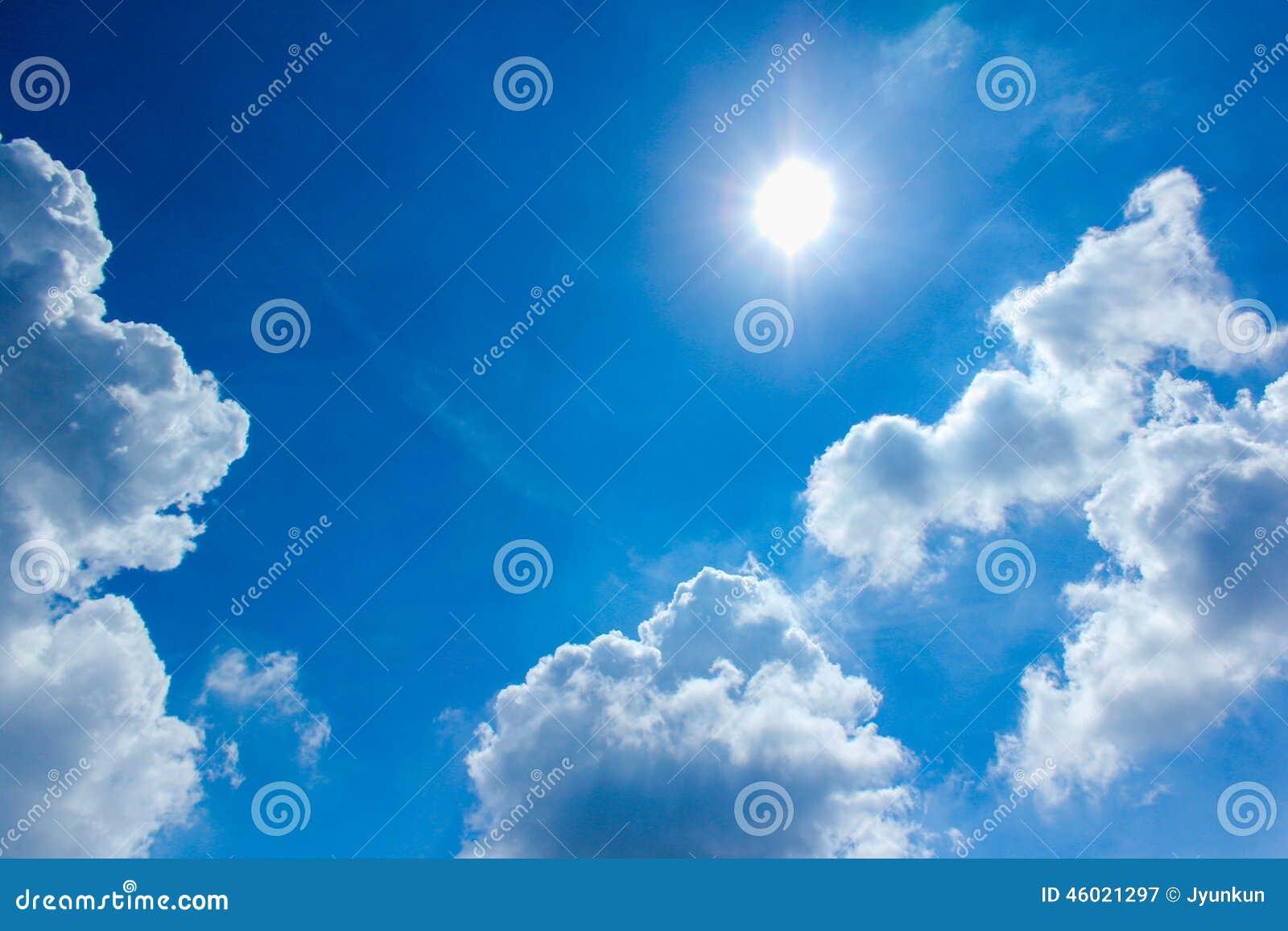 Ausgezeichnet Blauer Himmel Setzt Linkedin Fort Galerie ...