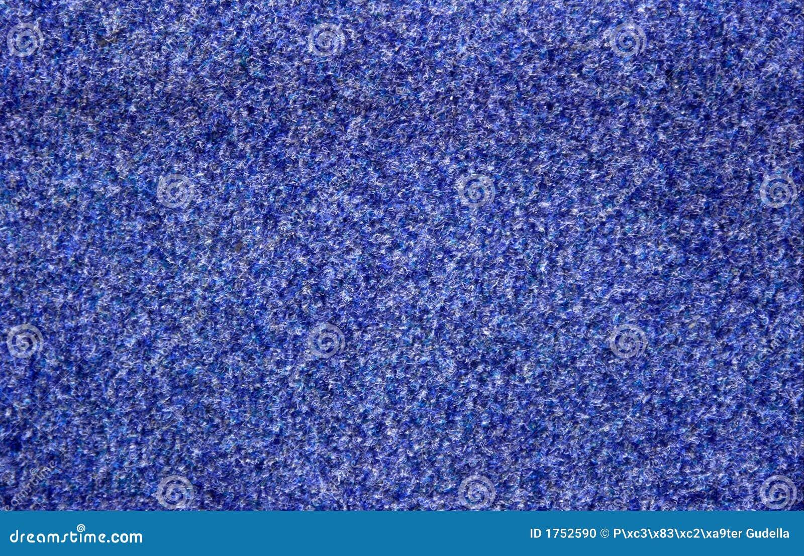 Blauer teppich  Blauer Teppich Stockfoto - Bild: 1752590