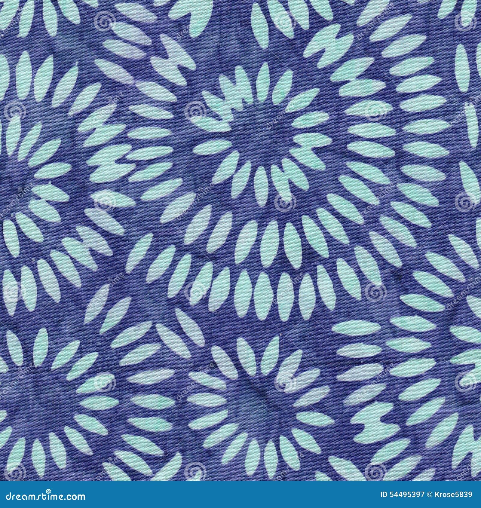 download blaues batik muster stockbild bild von beschaffenheit 54495397 - Batiken Muster