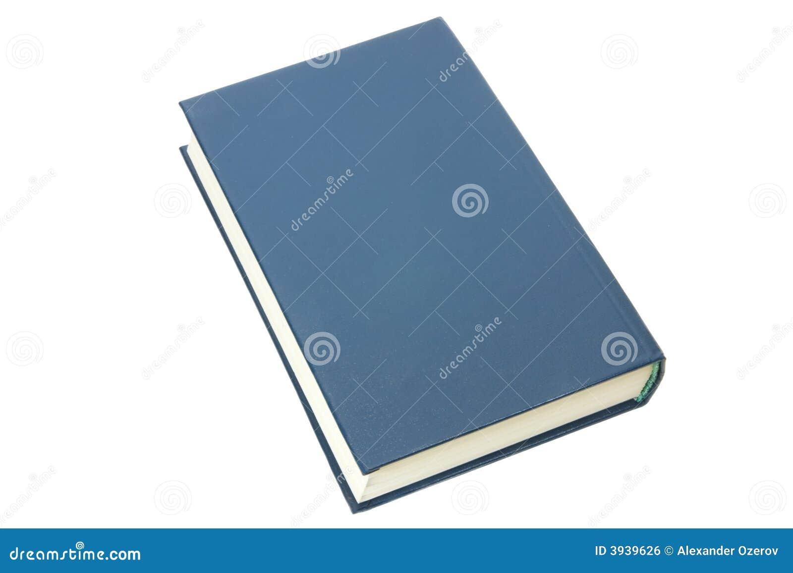 blaues buch ber wei stockfoto bild von effekt buchhandlung 3939626. Black Bedroom Furniture Sets. Home Design Ideas