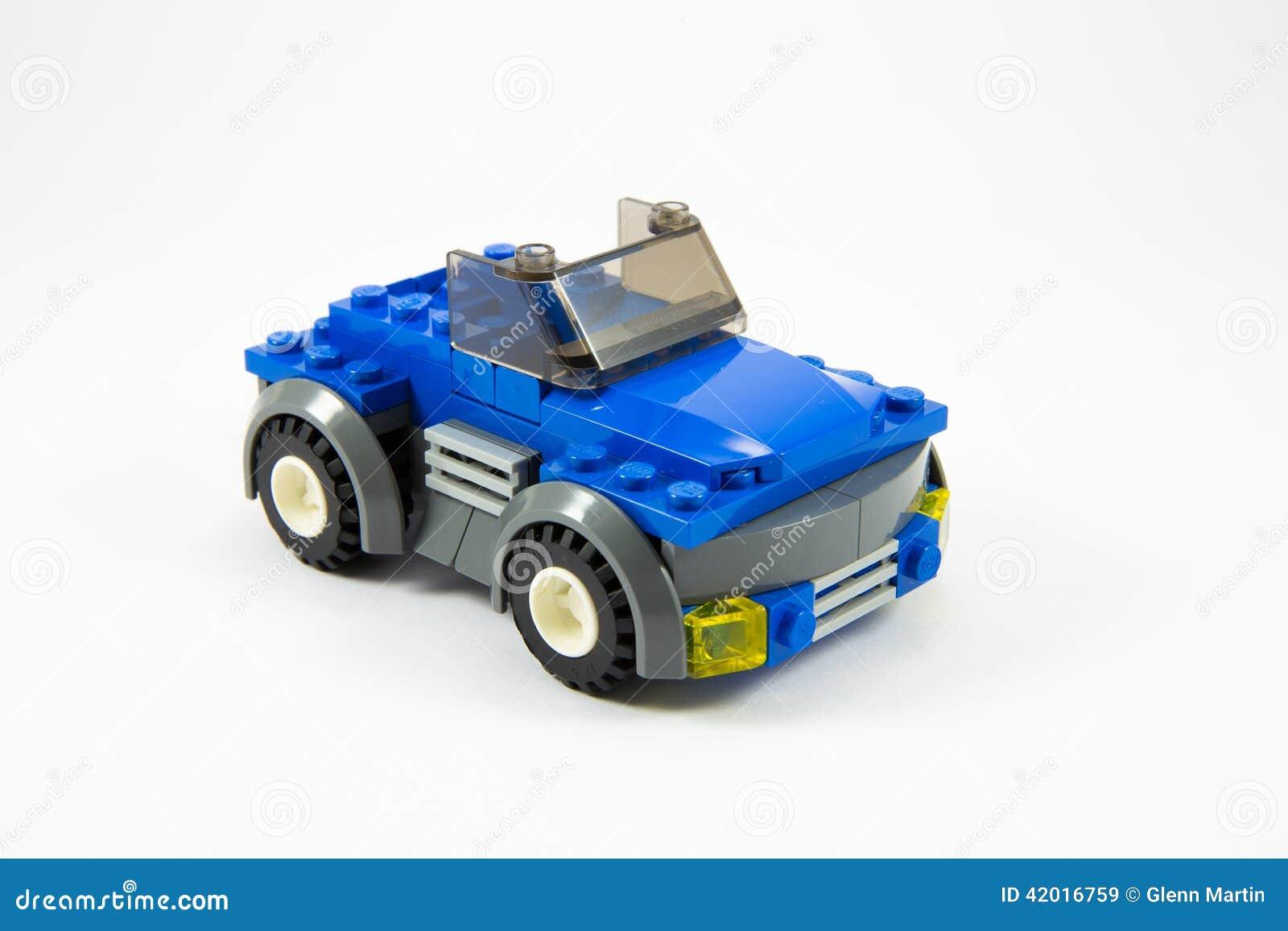 Lego Race Car Ferrari
