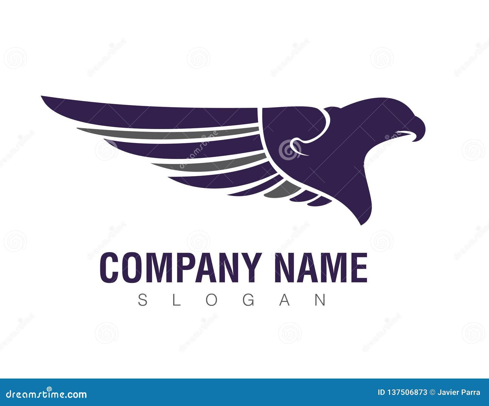 Blauw Eagle Logo