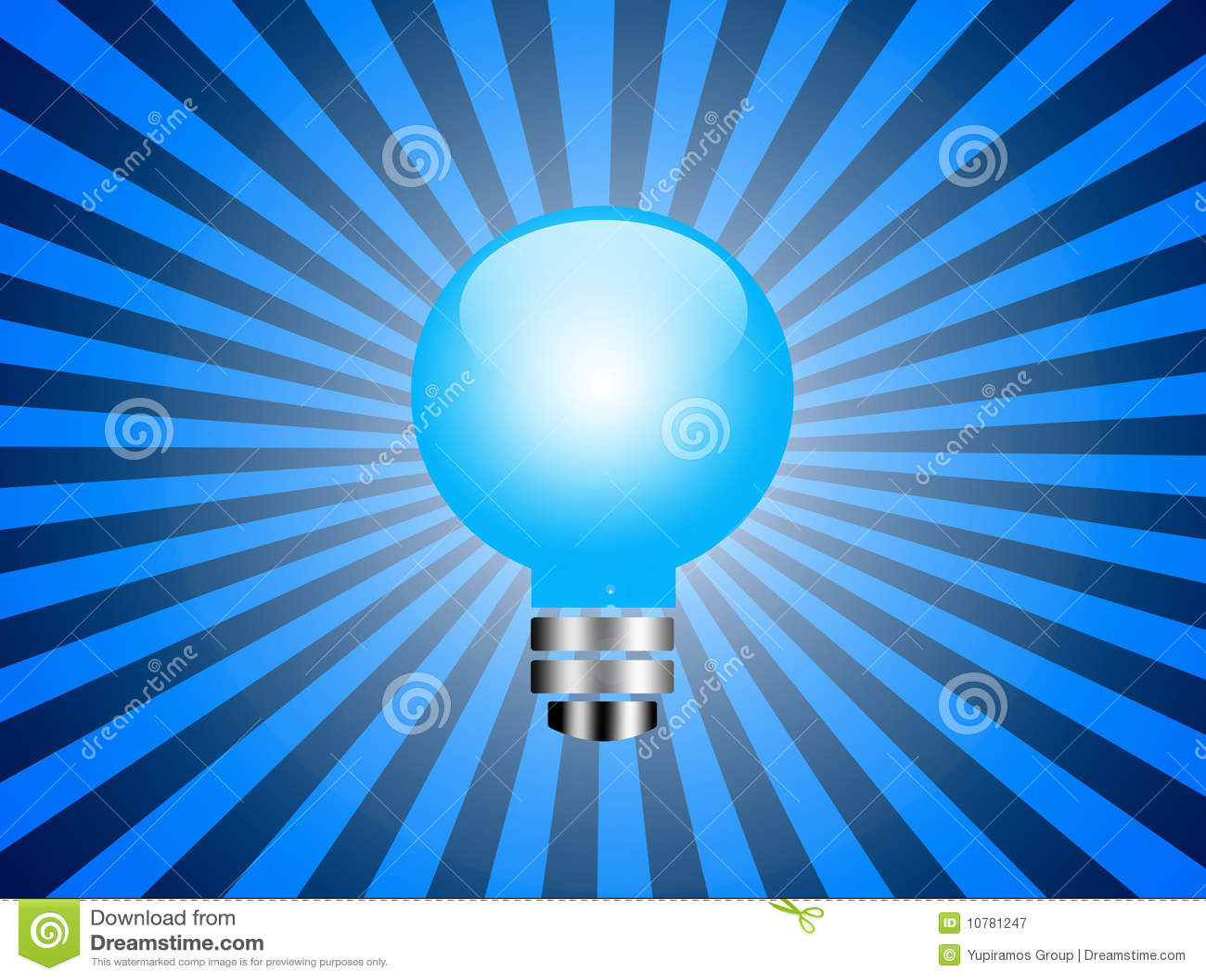 Blauw licht