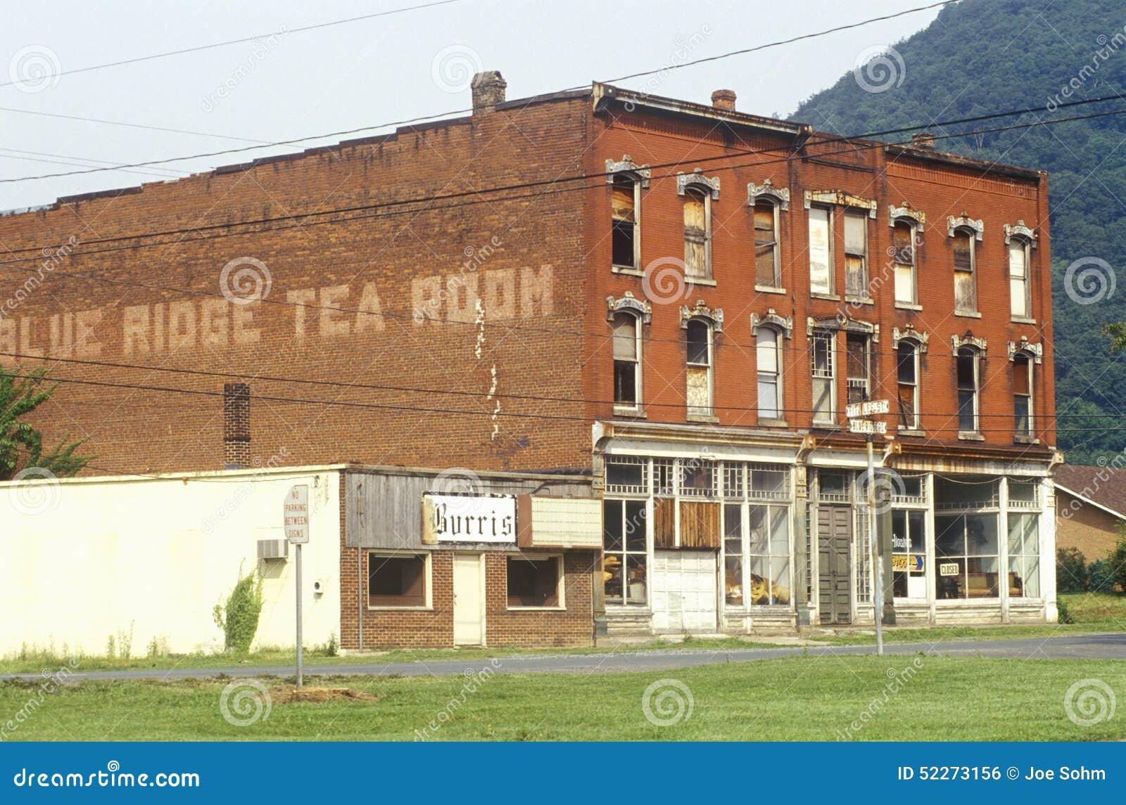 Blauw Ridge Tea Room in Appalachia, VA