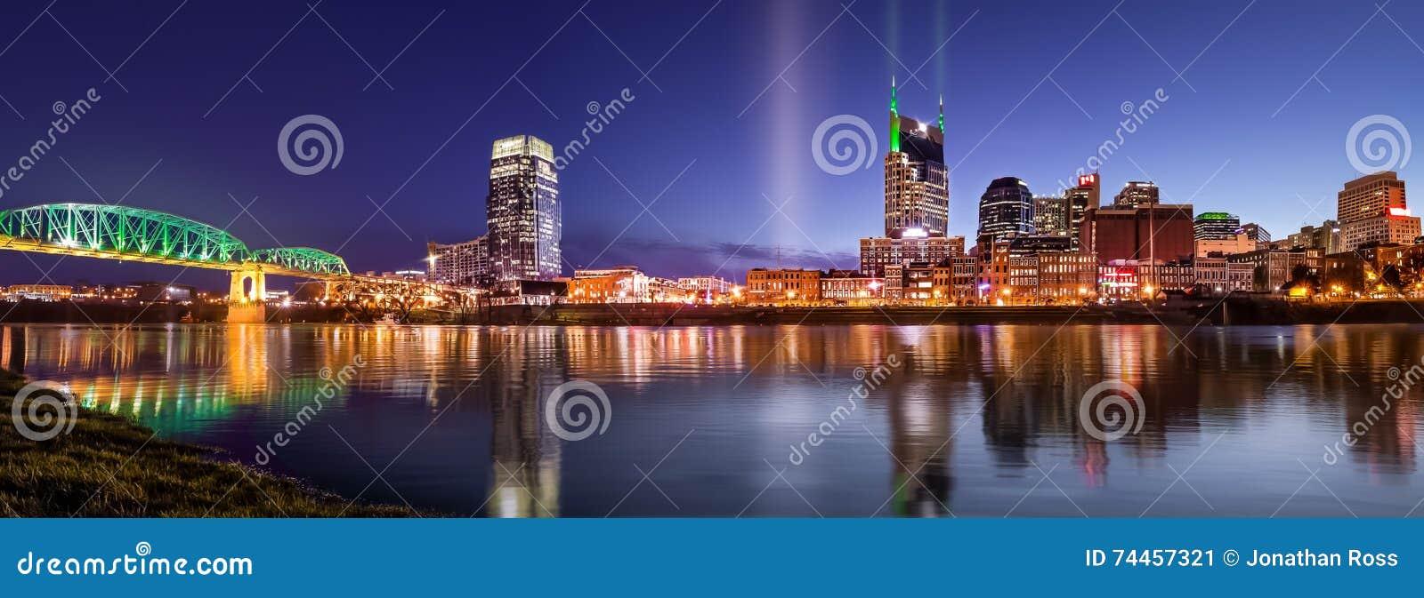Blauw Uur in Nashville