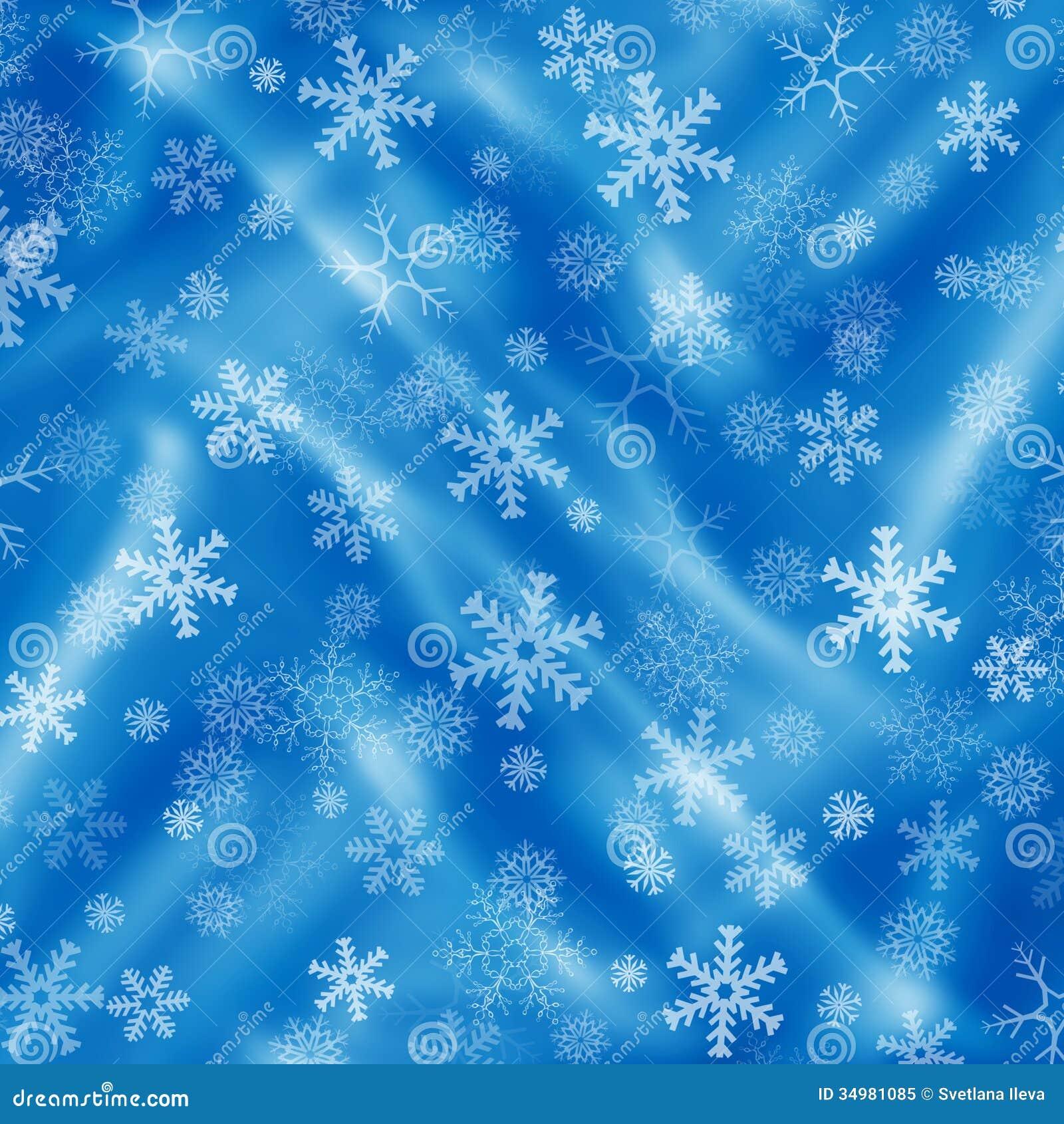 Blauwe achtergrond met sneeuwvlokken en gordijn royalty vrije stock foto afbeelding 34981085 - Gordijn blauwe eend ...